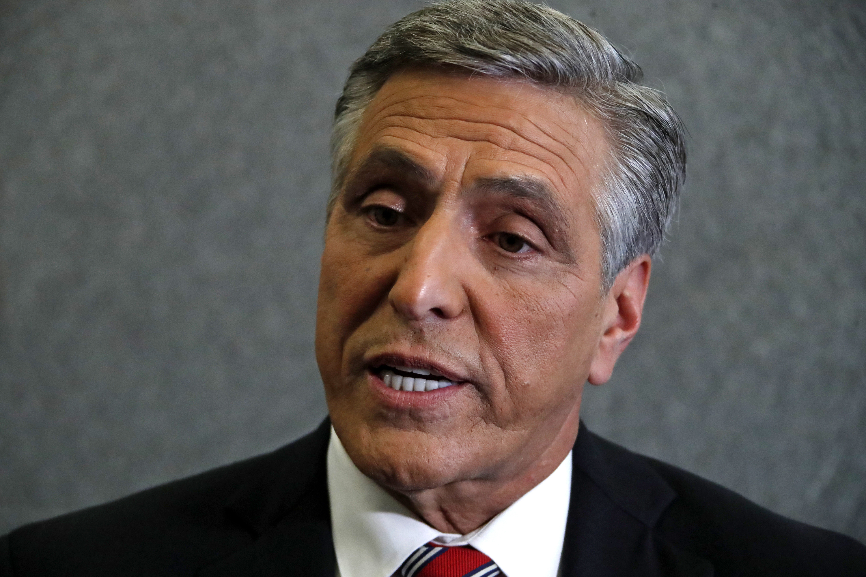 No congressional run for former Trump surrogate; Lou Barletta will focus on consulting firm