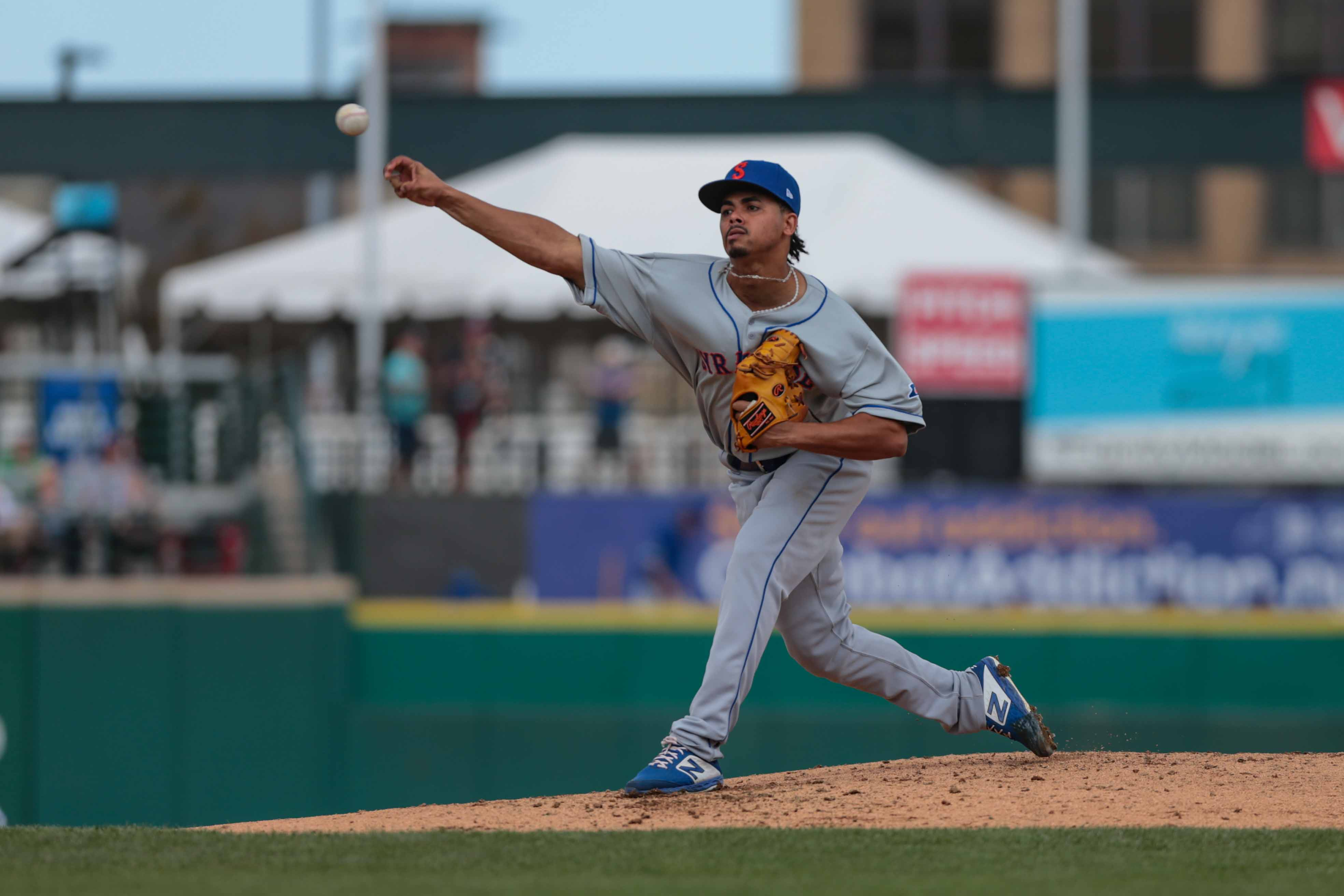 Syracuse Mets force playoff for North Division title