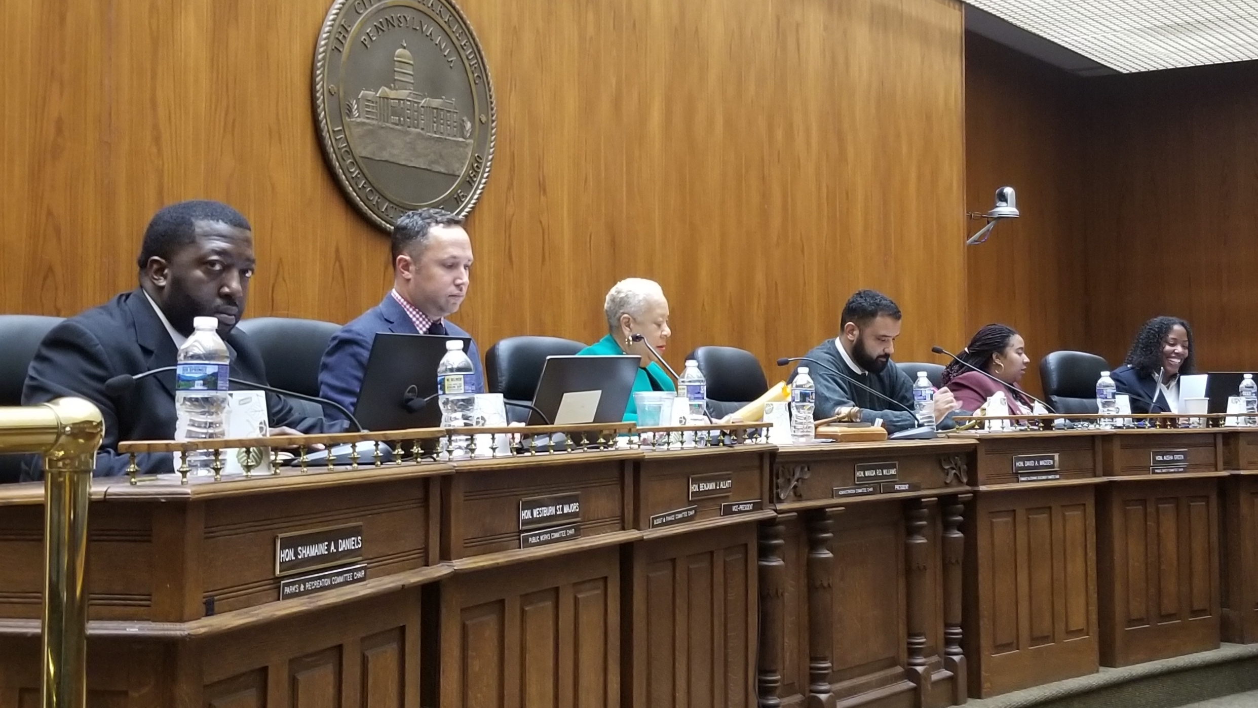 Storm water fee, plan to reduce sewage in Susquehanna River scrutinized by Harrisburg officials
