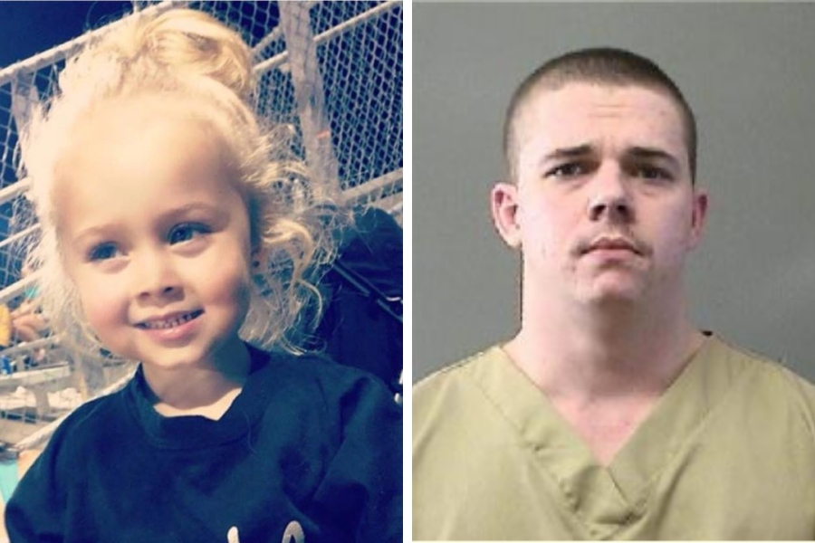 Man charged with killing 3-year-old and robbing stores for drug money rejects plea deal in which he'd spend 40 years in prison