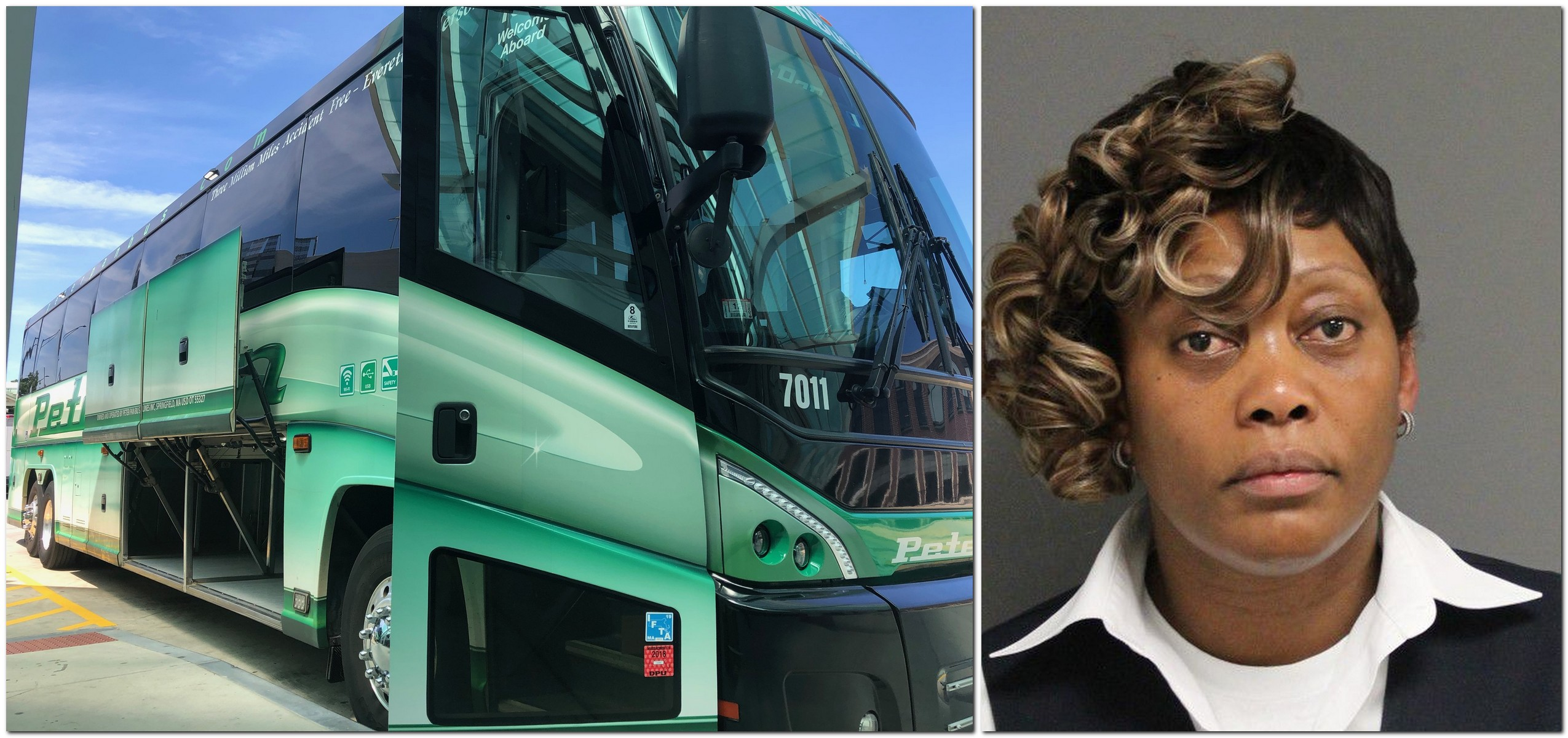 Peter Pan bus driver from N.J. denies locking woman in luggage compartment