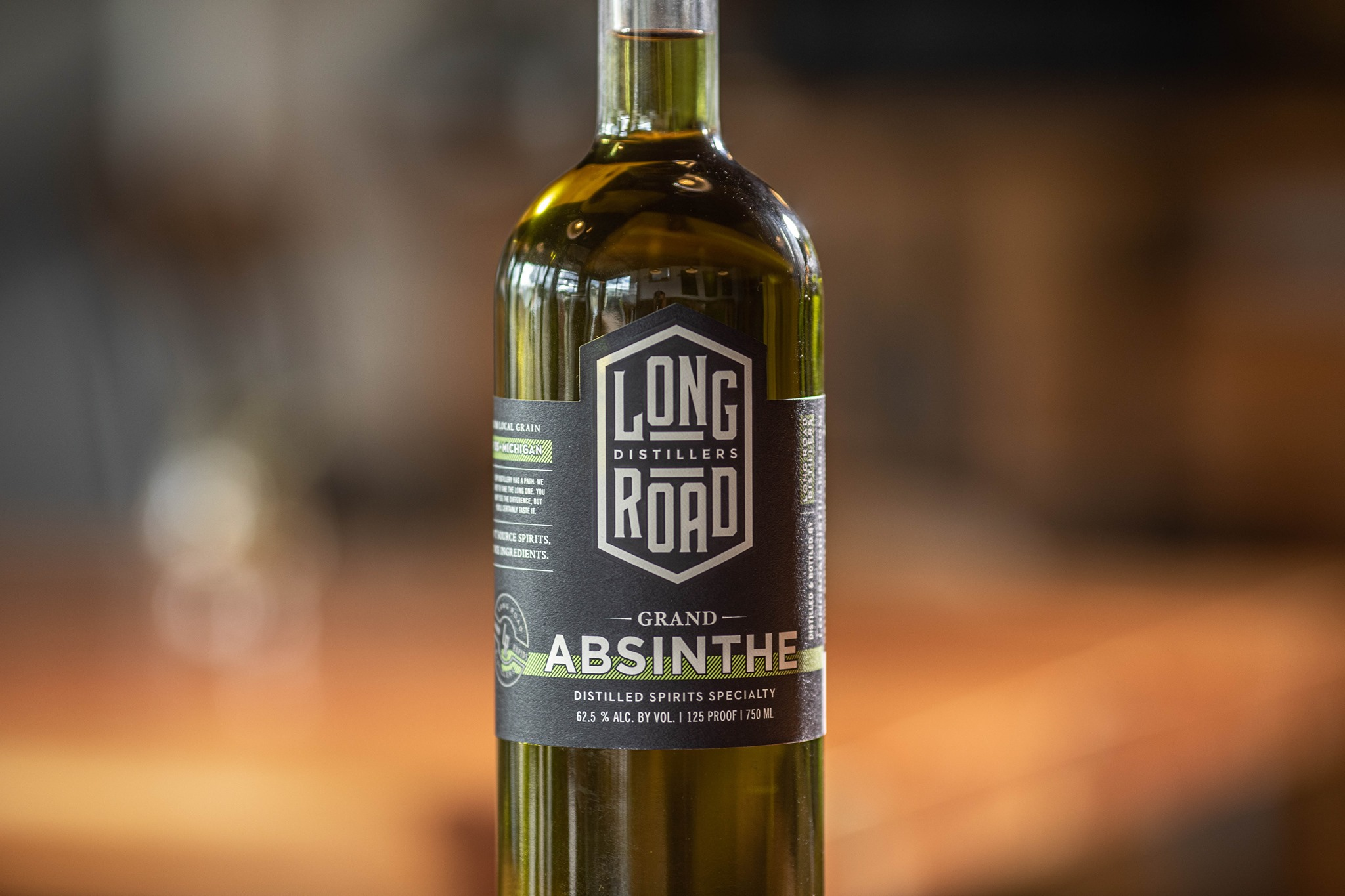 Michigan distiller resurrects absinthe, says 'Green Fairy' is sweet part of its evolution