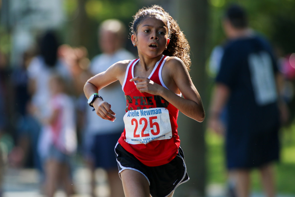 Island youngster Sahar Victoria-Vitale brings home national running crown