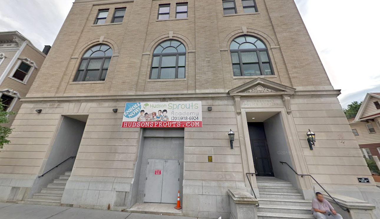 Packages reported stolen from building that once served as Jersey City police headquarters