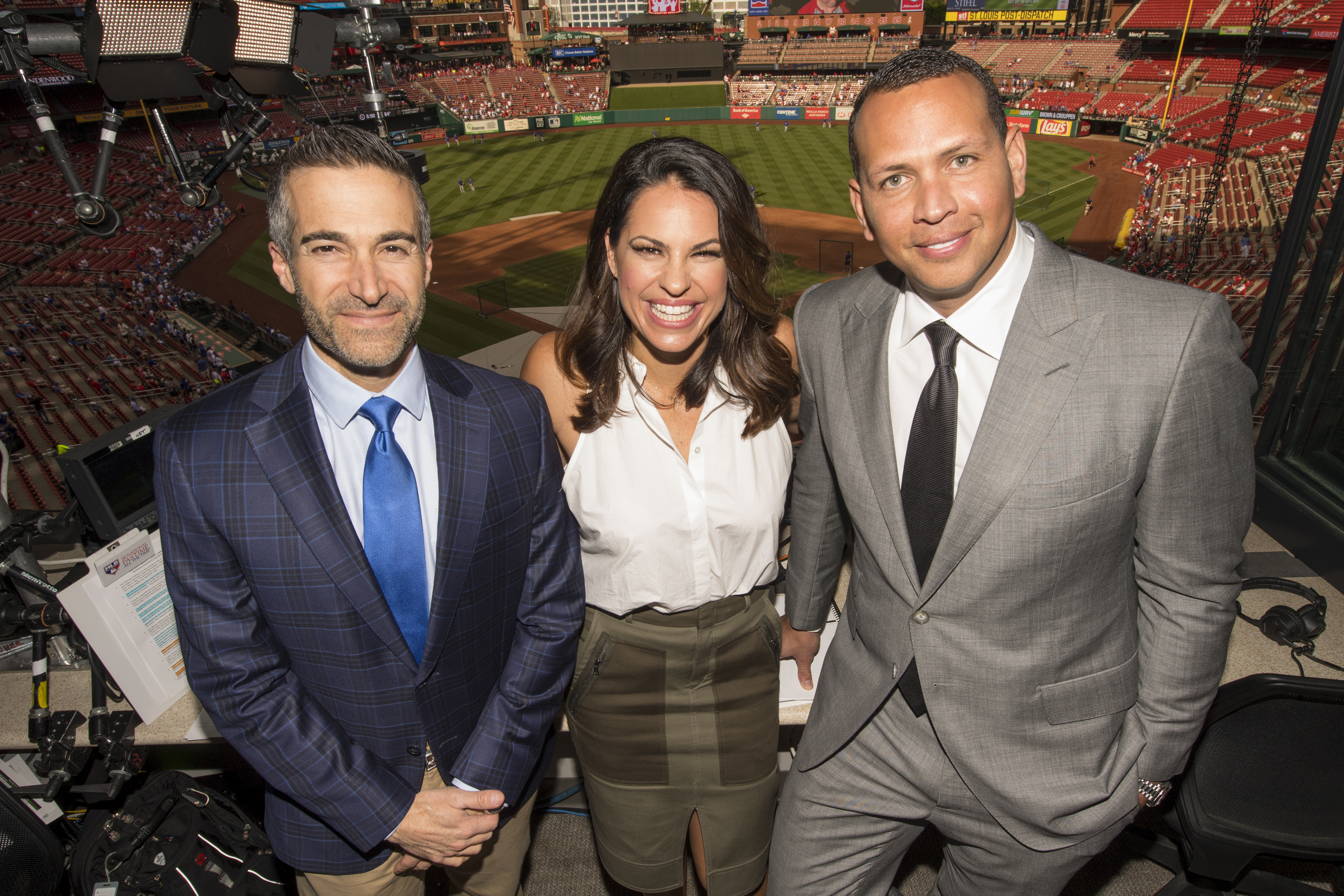 Espn Sets Sunday Night Baseball Lineup Moves Jessica Mendoza To Weeknights Cleveland Com