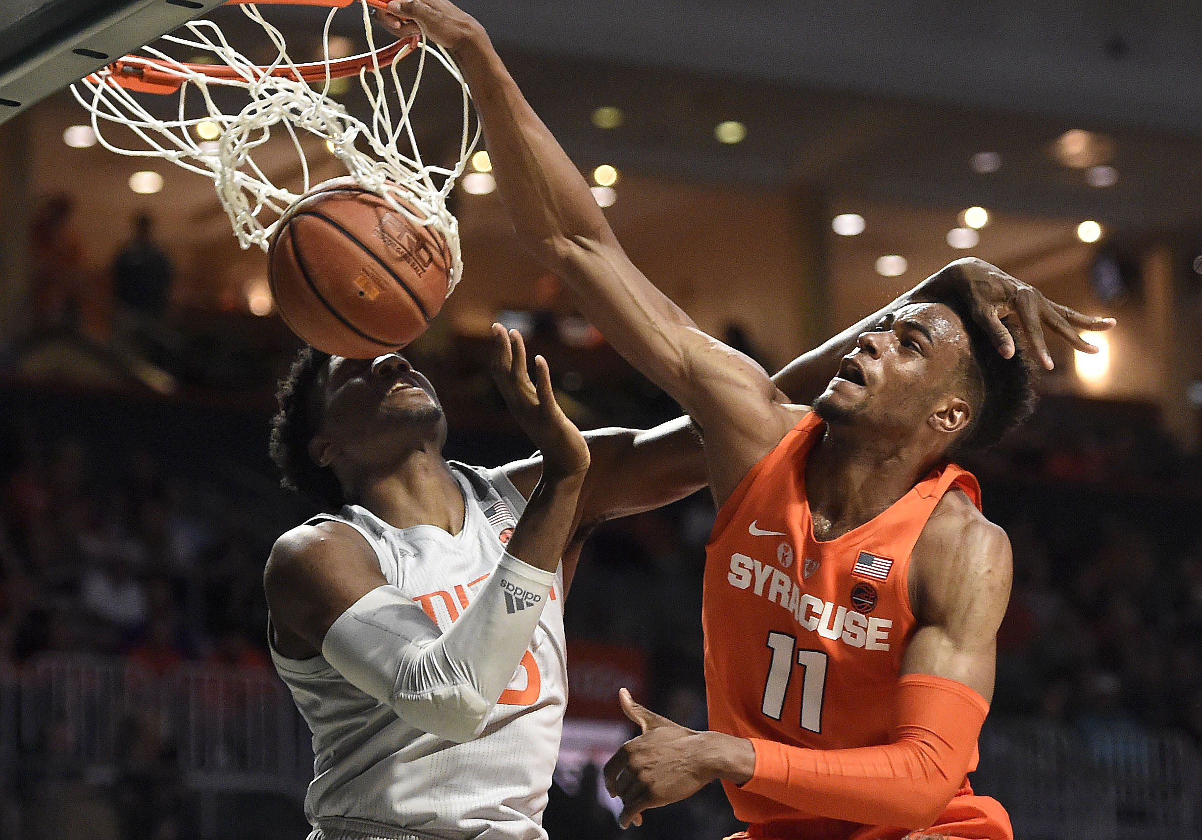 Oshae Brissett signs his first NBA contract and it's with the defending champs