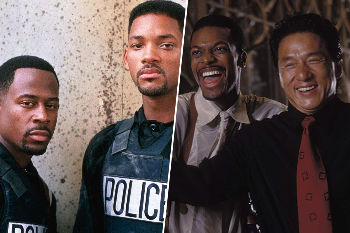 Favorite '90s buddy cop franchise: 'Bad Boys' or 'Rush Hour'?