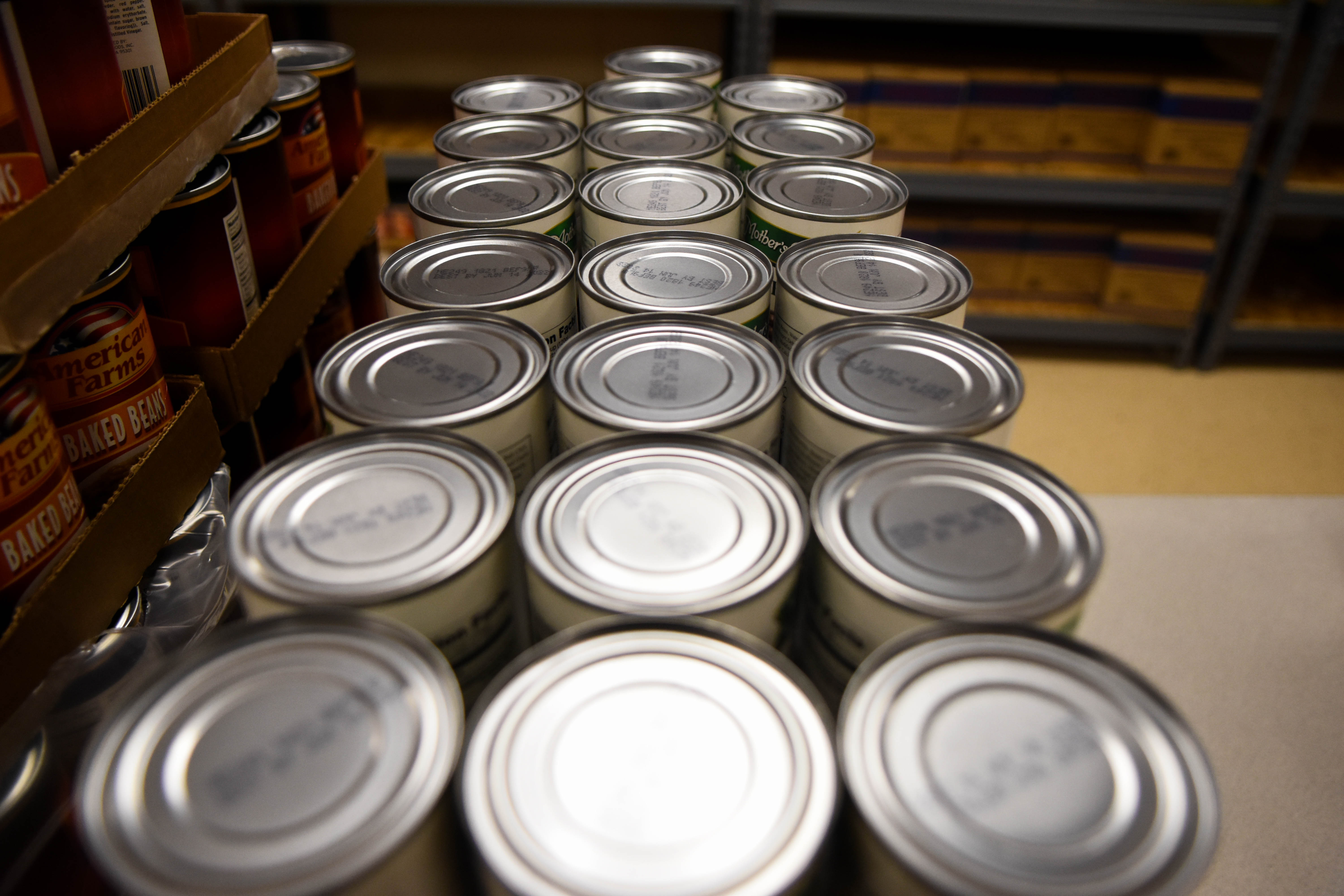 Jackson Community Food Pantry reopens after 5-month hiatus