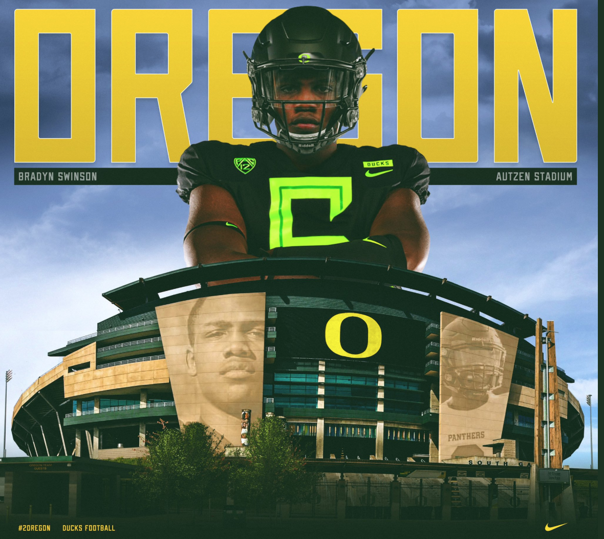 Commitment day: Bradyn Swinson, Oregon Ducks defensive end target, previews Friday's decision
