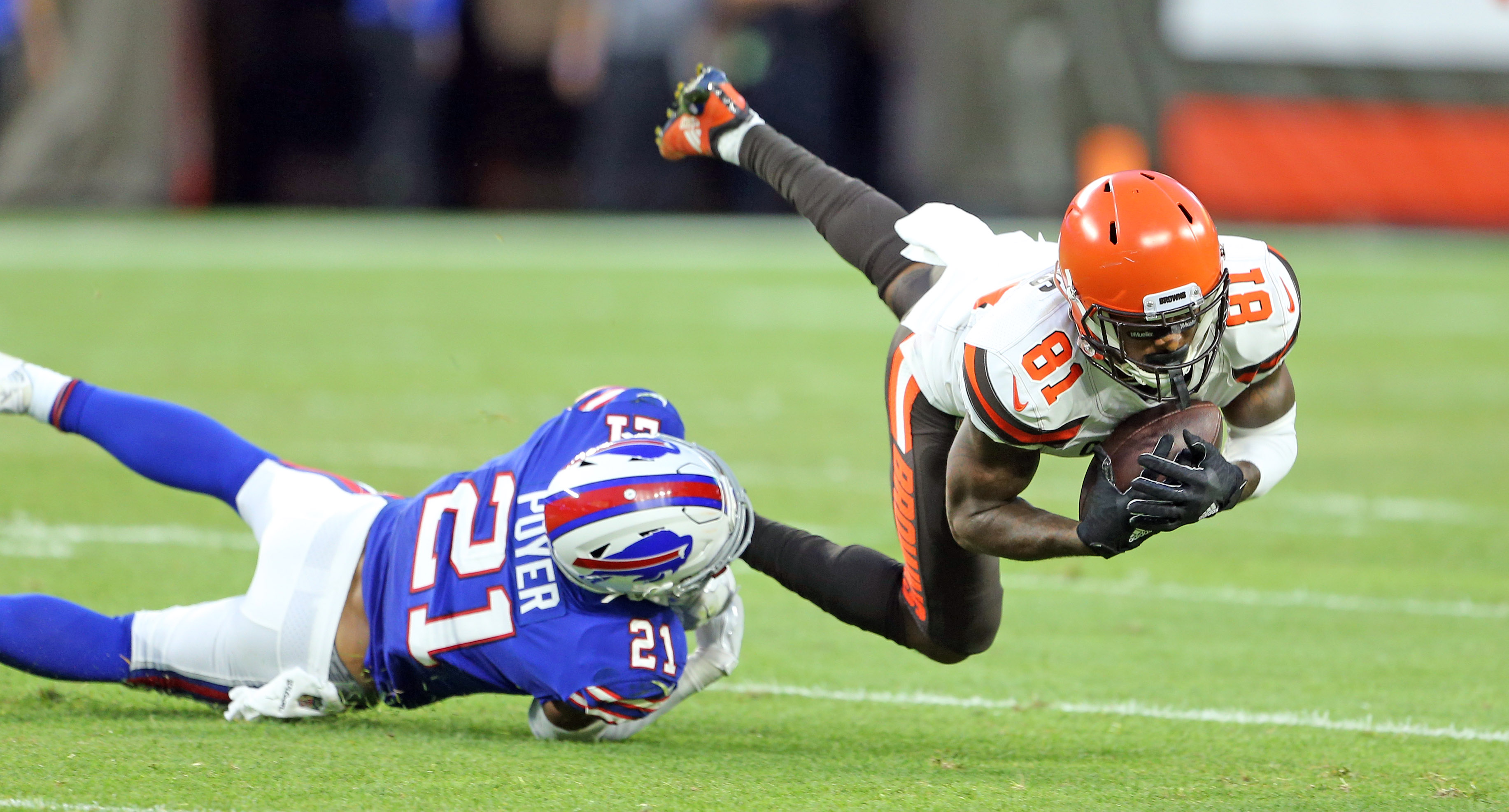 2 NFL experts predict lopsided loss for Buffalo Bills against Browns