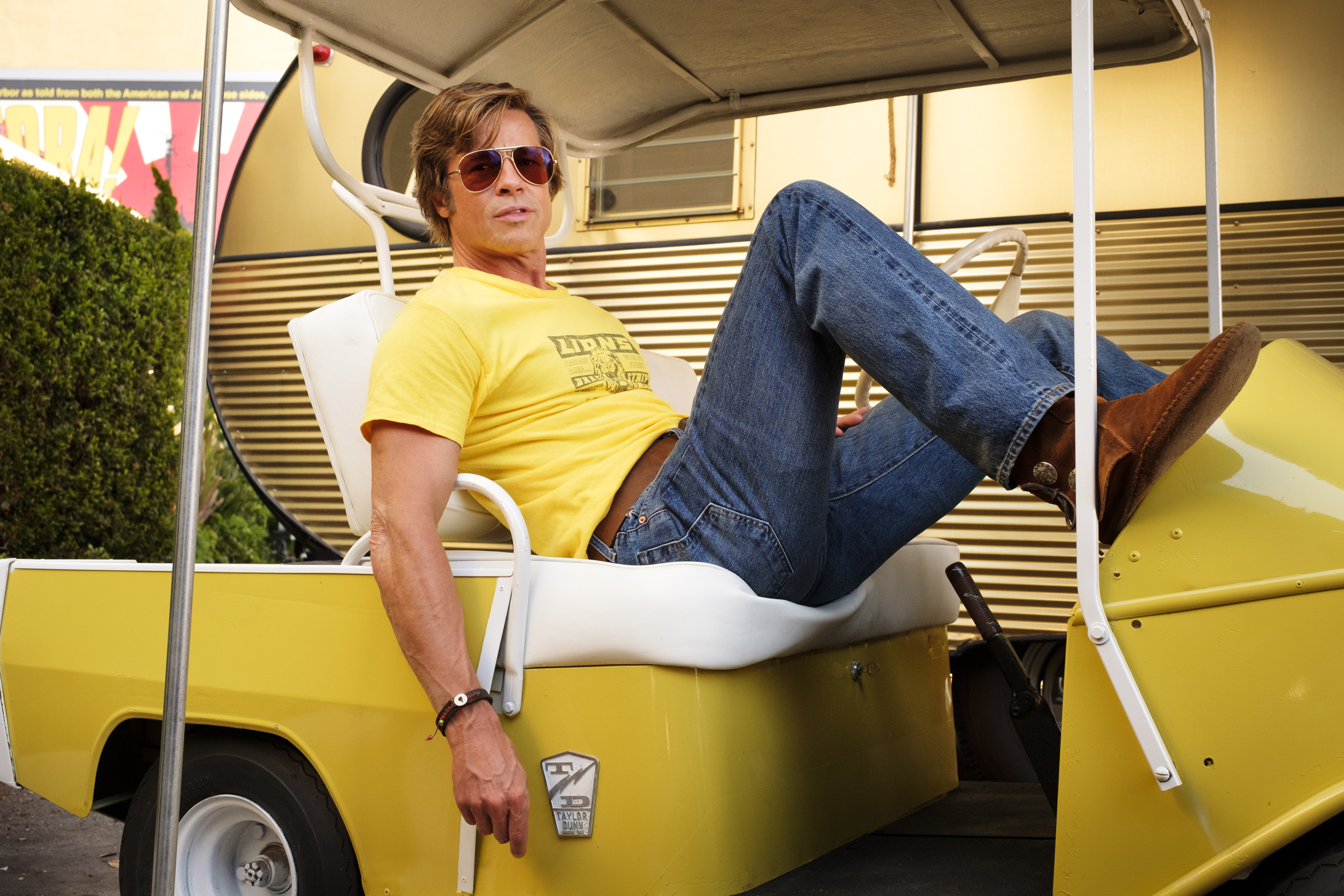 Image result for once upon a time in hollywood and parasite