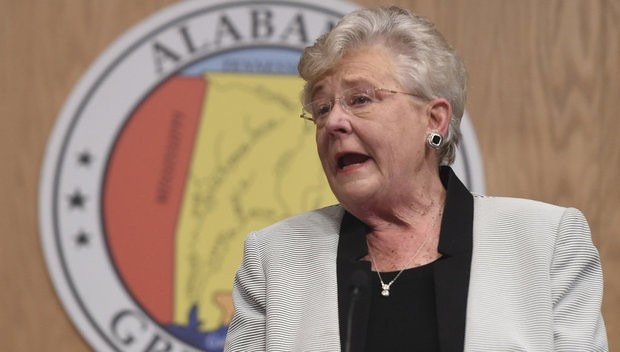 Gov. Kay Ivey apologizes for racist skit from time at Auburn - AL.com