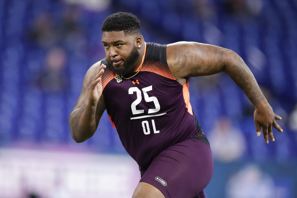 NFL Draft rumors: Could Eagles pick OT Tytus Howard in first round as Jason Peters' successor? Exploring the possibility