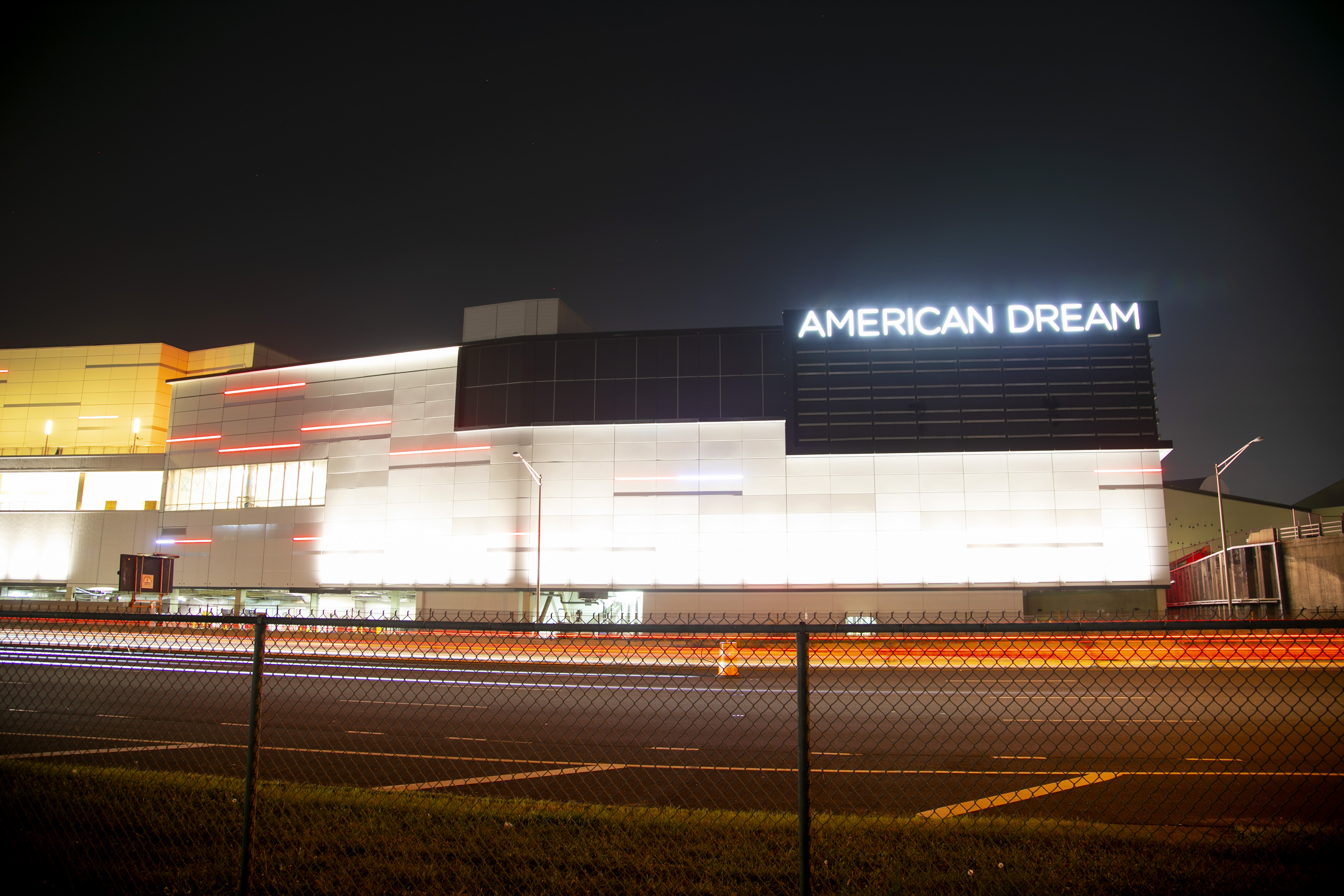 American Dream opens Friday. We still don't know the hours of the mall, or if parking is free.