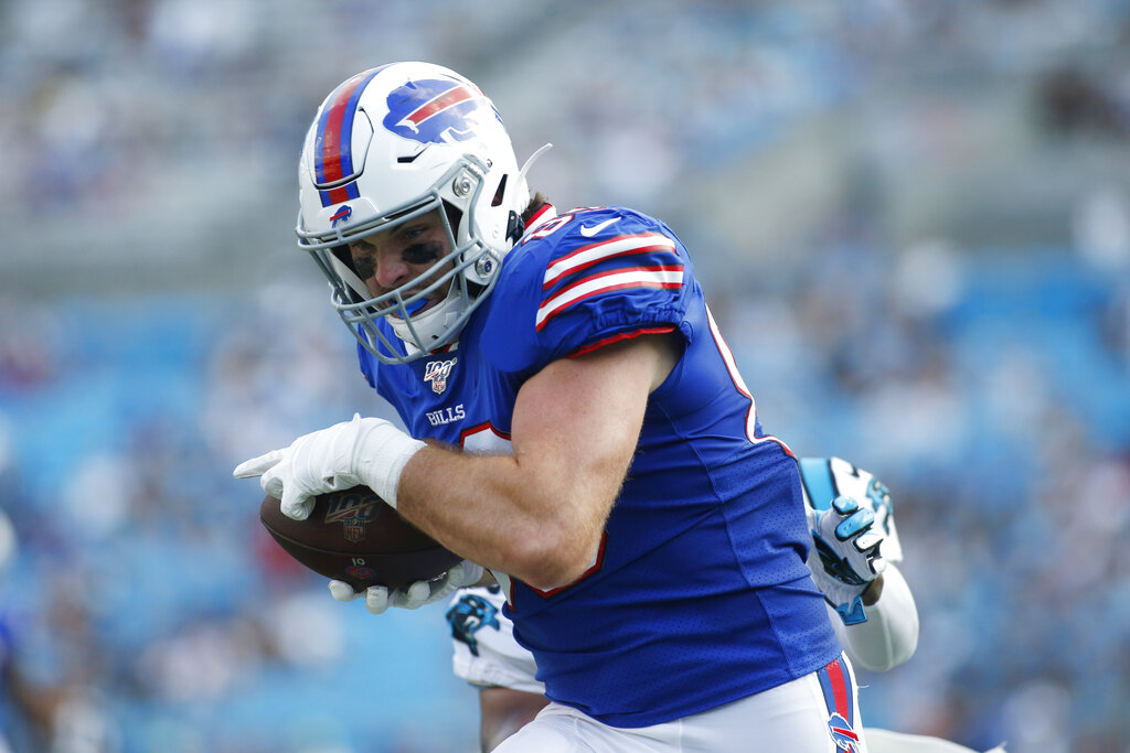 Buffalo Bills preseason 2019: 53-man roster projection following Panthers game