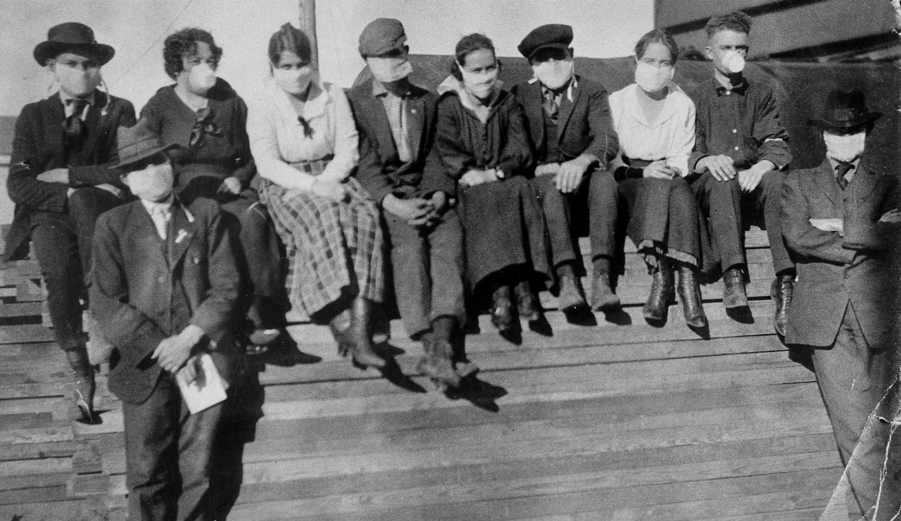 How to prevent coronavirus deaths: 1918 flu pandemic reminds us ...
