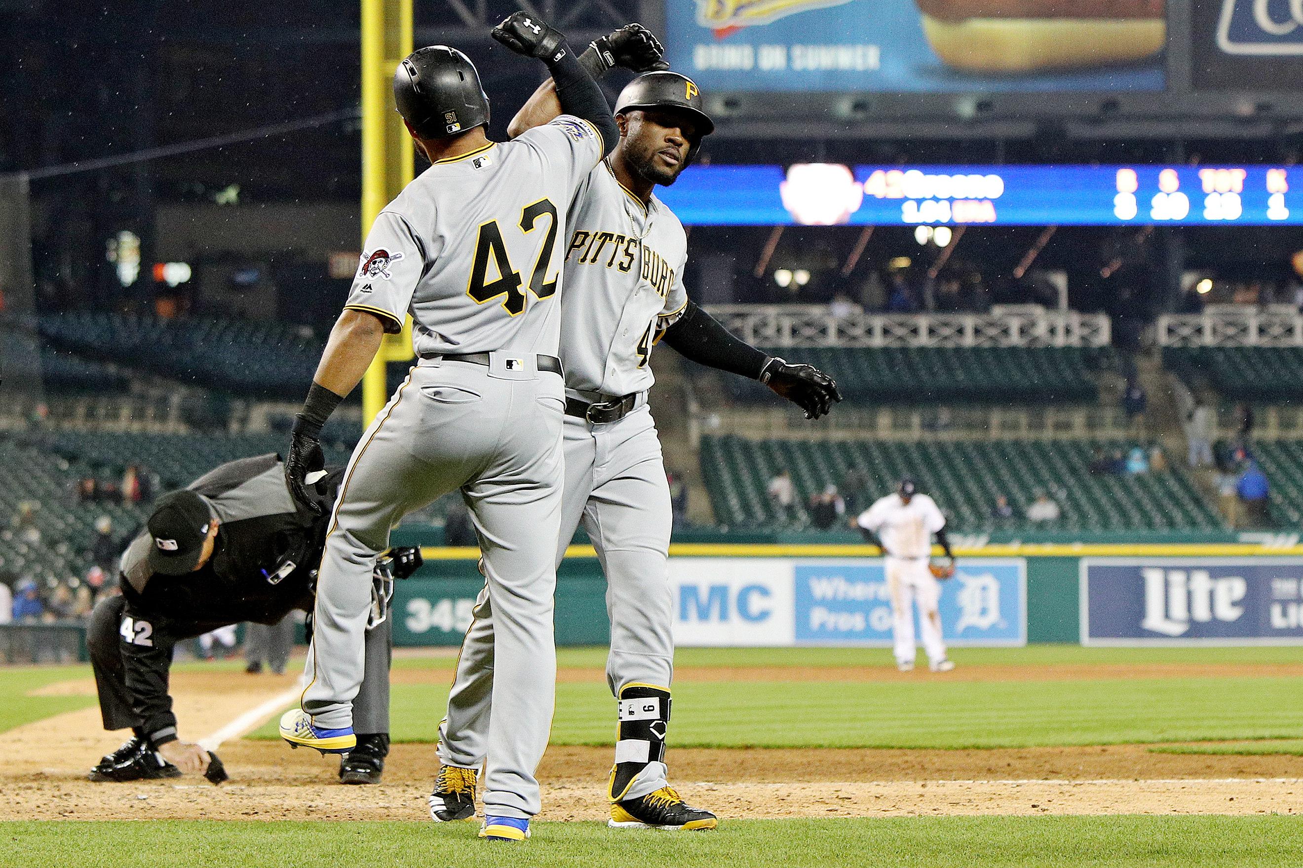 MLB rumors: Mets trading Brandon Nimmo for Pirates' Starling Marte?