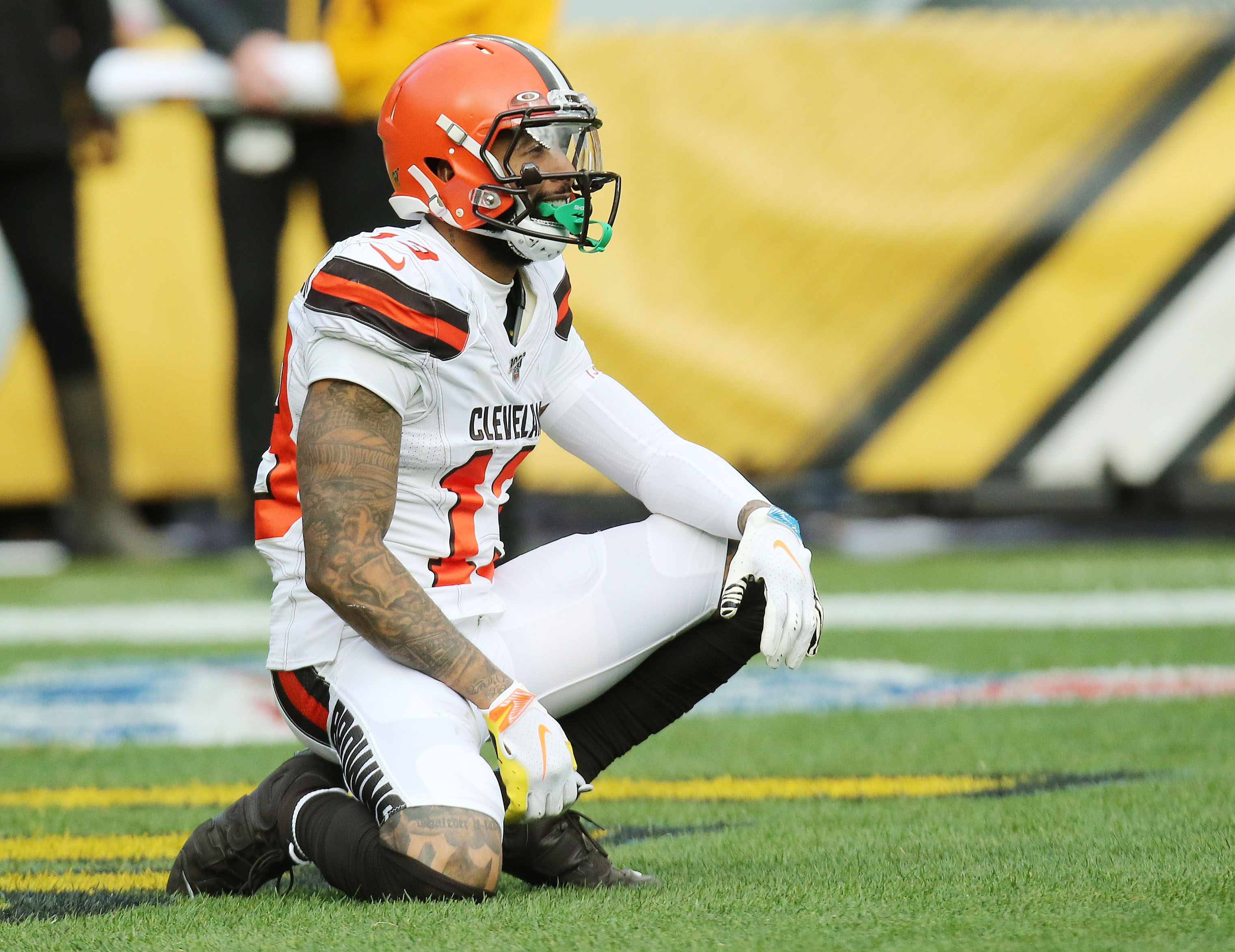 NFL rumors: Browns' Odell Beckham Jr. has no clue what his future in Cleveland holds