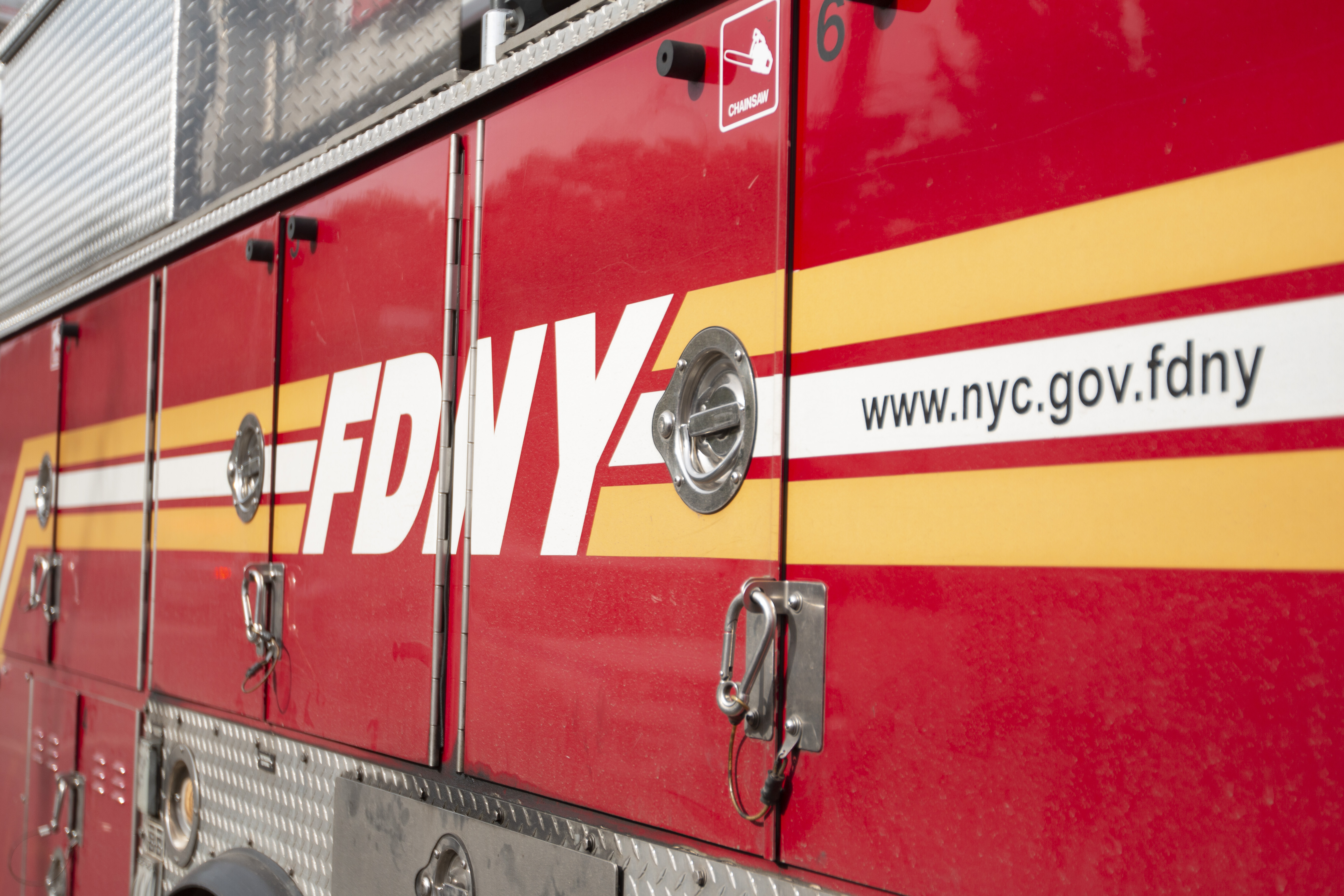 Off-duty firefighter from S.I. allegedly took photos under unsuspecting woman's skirt in Manhattan