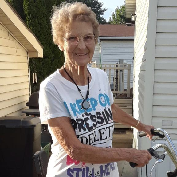 91-year-old woman struck in hit-and-run dies