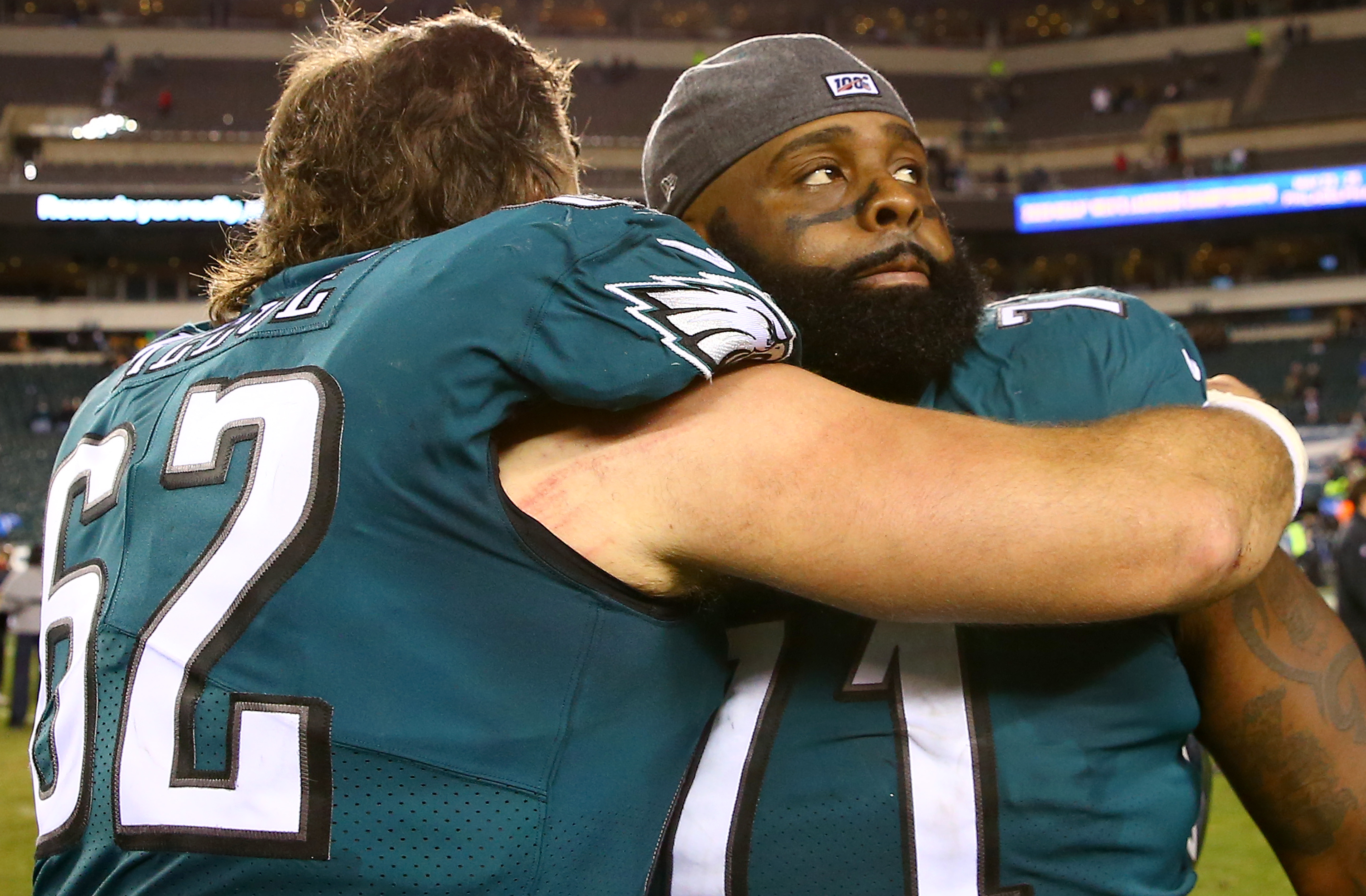 Where should Eagles' Jason Peters sign in free agency? Looking at his best options on open market