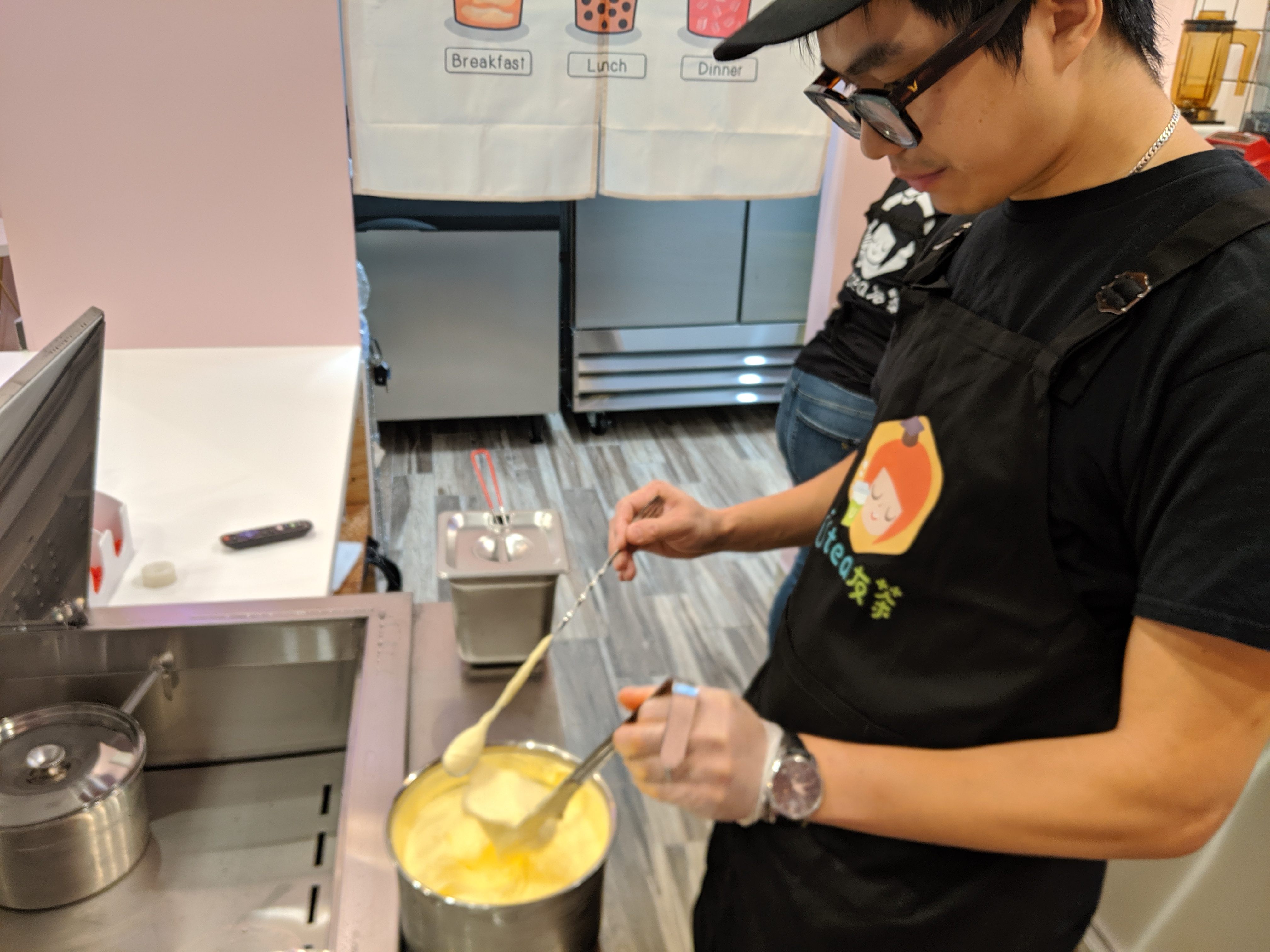 Cheese tea shop opens at Destiny: See what the cheese looks like (photos)