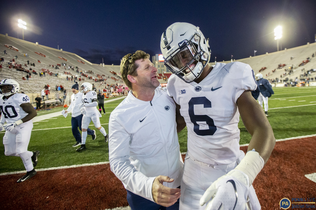 Penn State's Six for Saturday: A salute to the 1994 Lions, a stronger PSU linebacker group, a diversified passing game, more