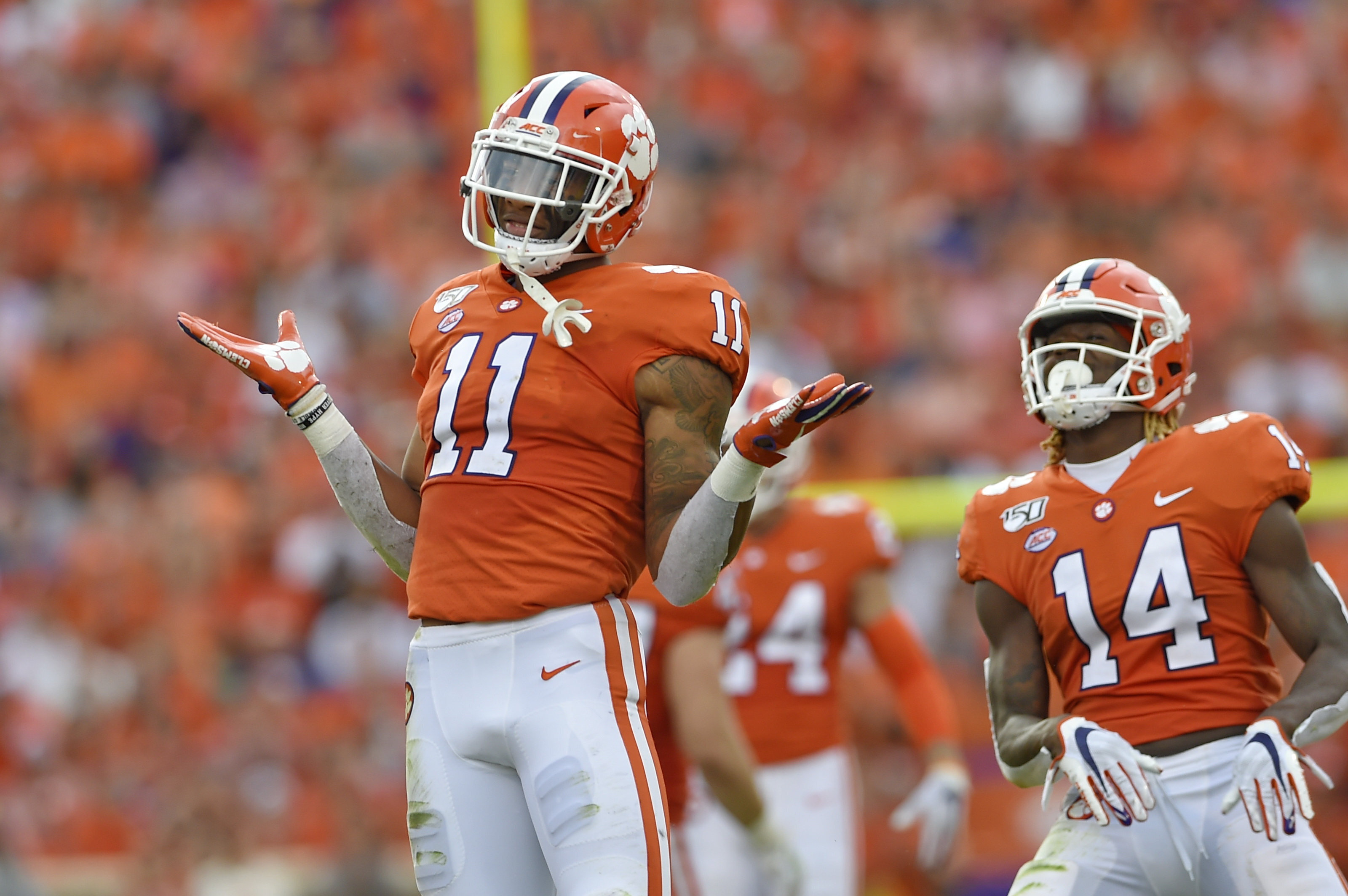 Isaiah Simmons tied to the Browns again: NFL Mock Draft Roundup ...
