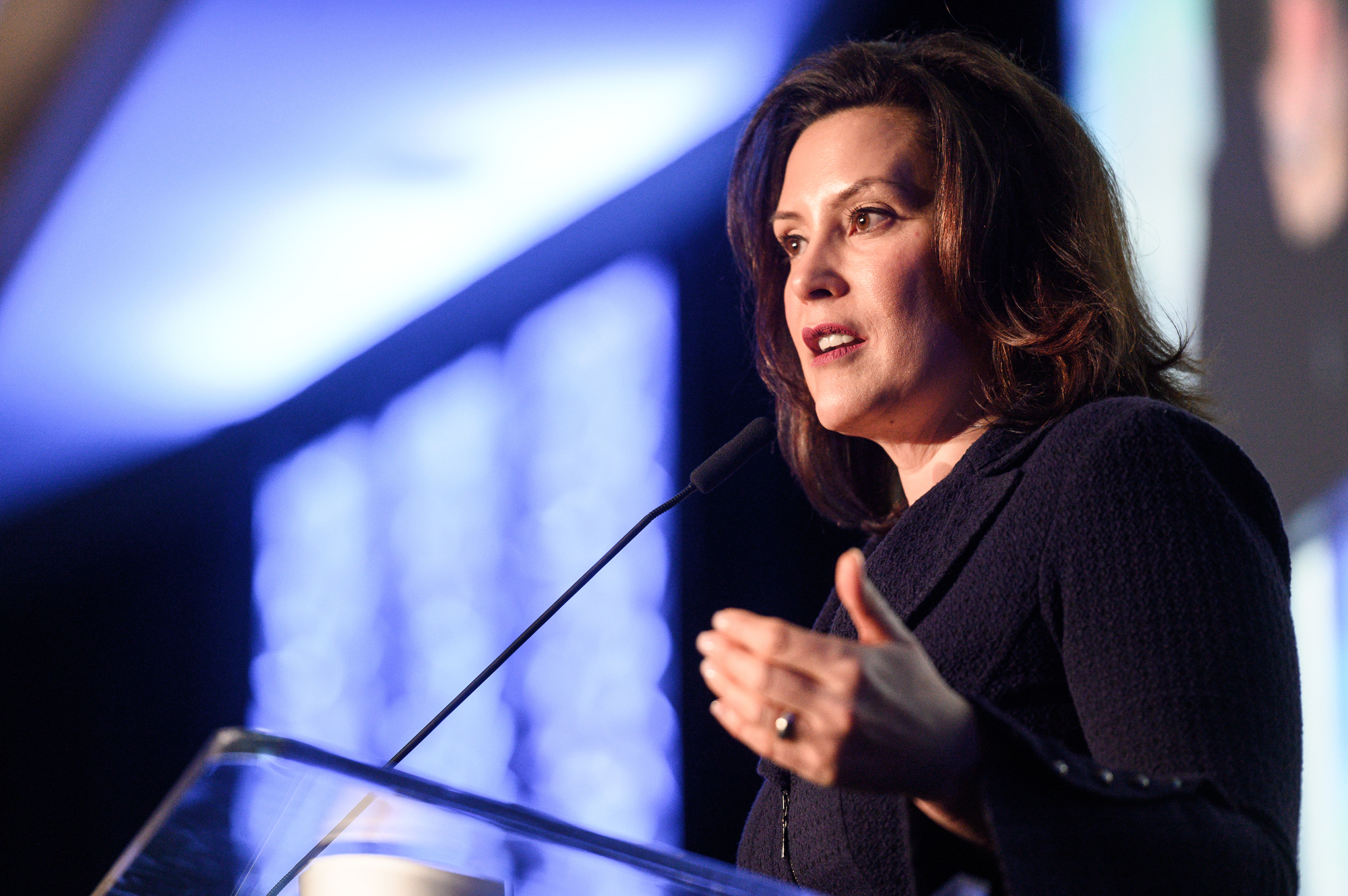 Whitmer walks away from budget negotiations, GOP leader claims