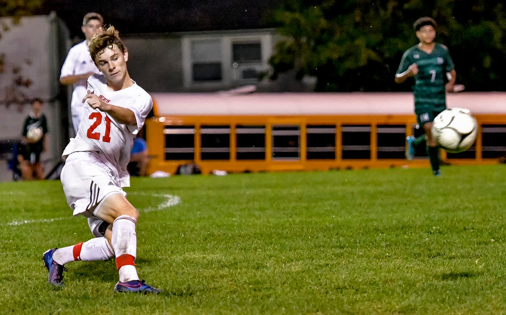 Several area teams improve in latest boys state soccer rankings