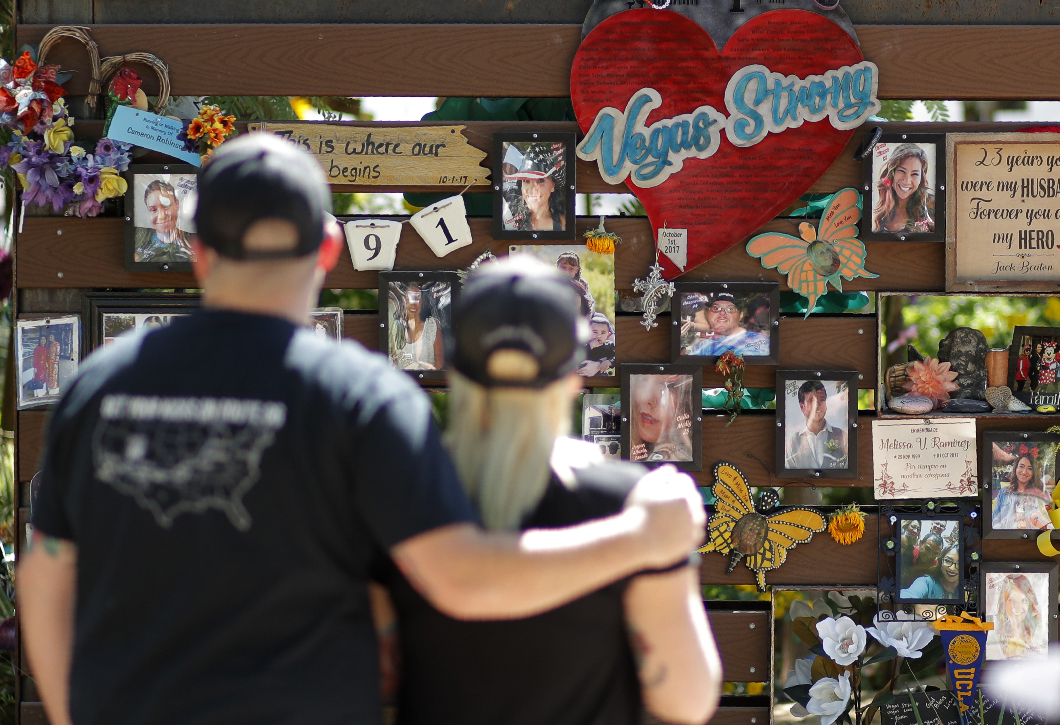 Woman paralyzed during Las Vegas shooting becomes its 59th victim