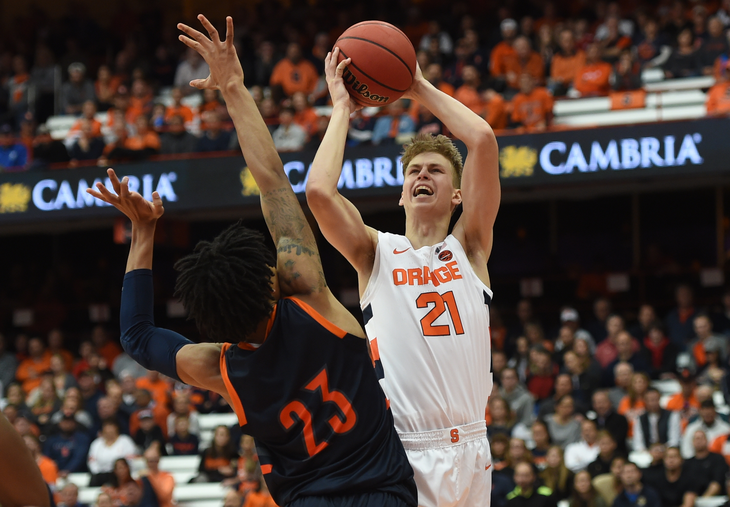 Syracuse Basketball Begins Critical 5 Game Stretch With Trip