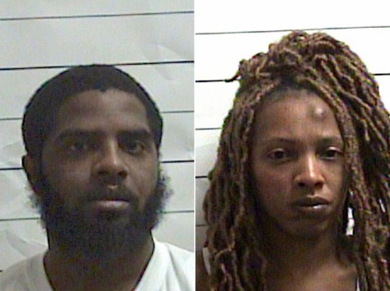 Ronnie Smith Jr., left, pleaded guilty Wednesday (Oct. 17) to manslaughter and to obstruction of justice in the 2016 killing of Thomas Henry. Aigetta Locure pleaded guilty in July to being an accessory to second-degree murder.