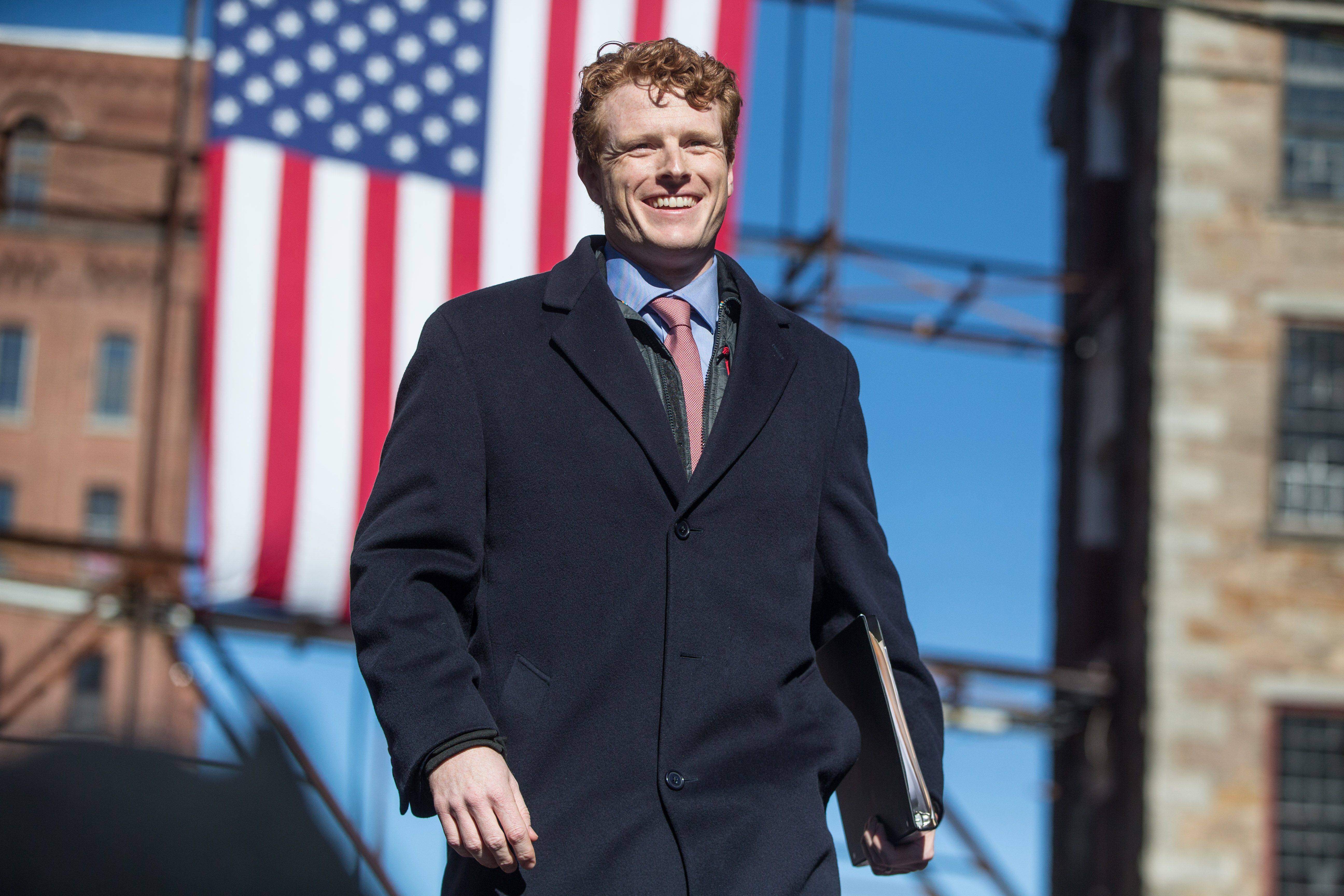 'They're going to have to fight for every vote': Rep. Joe Kennedy III set to launch campaign against US Sen. Ed Markey