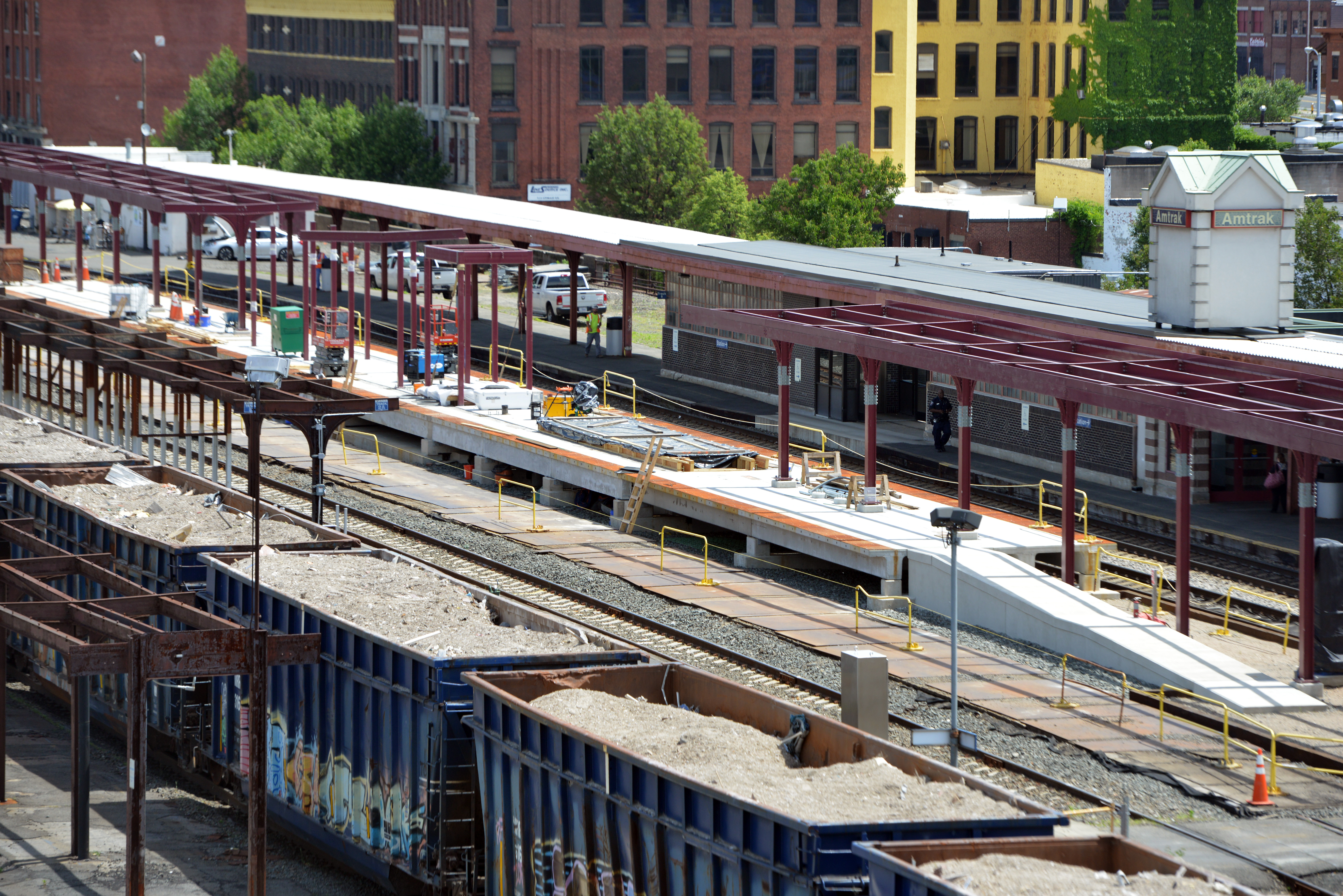 Amtrak announces Valley Flyer train schedule for Springfield