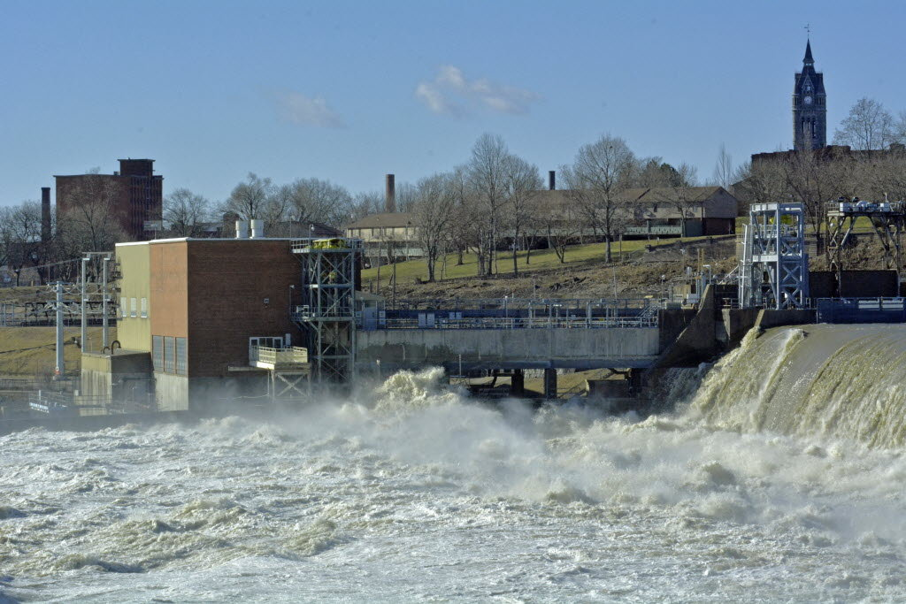 Holyoke reaches agreement with federal government to cease dumping of sewage into Connecticut River