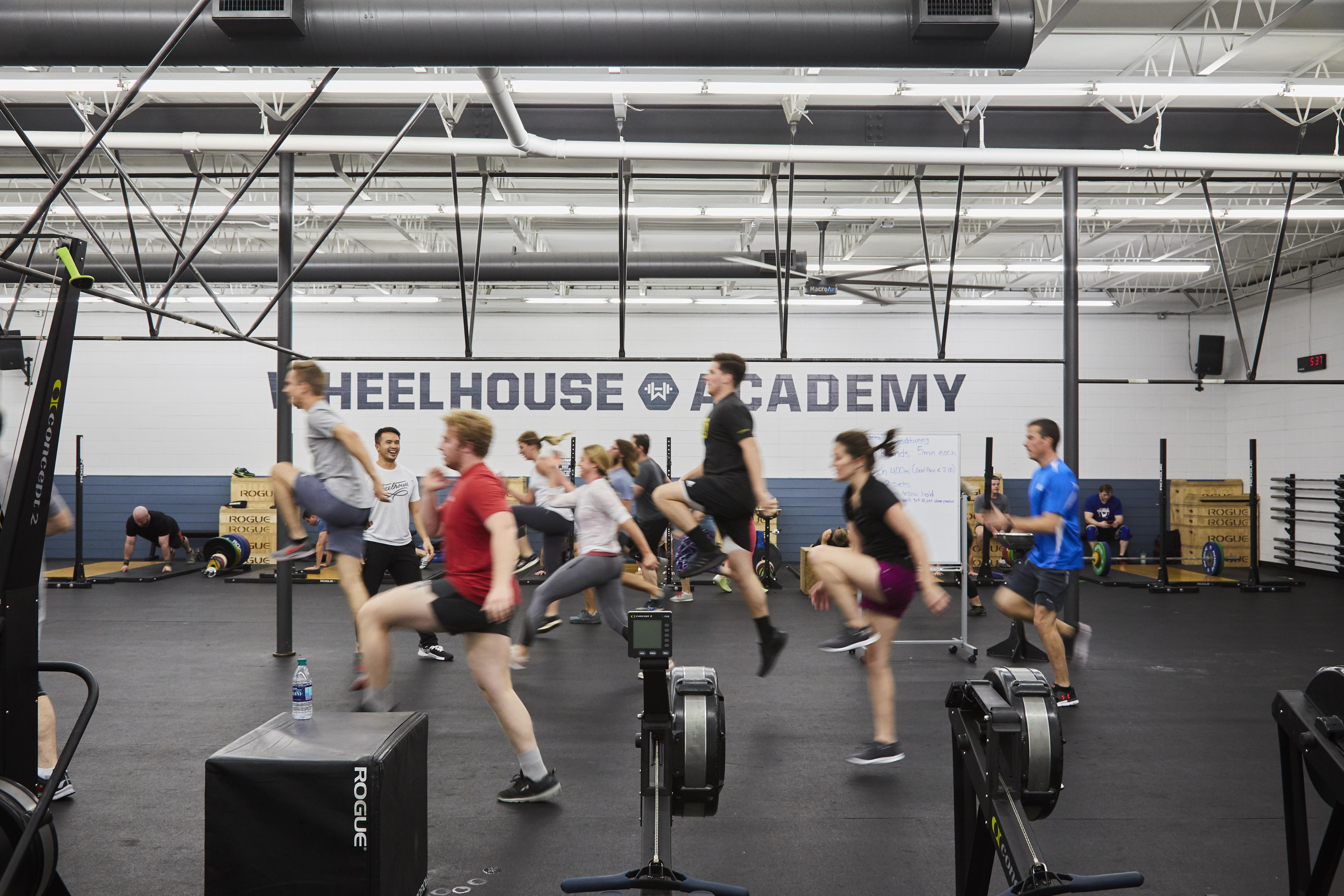 Wheelhouse Academy