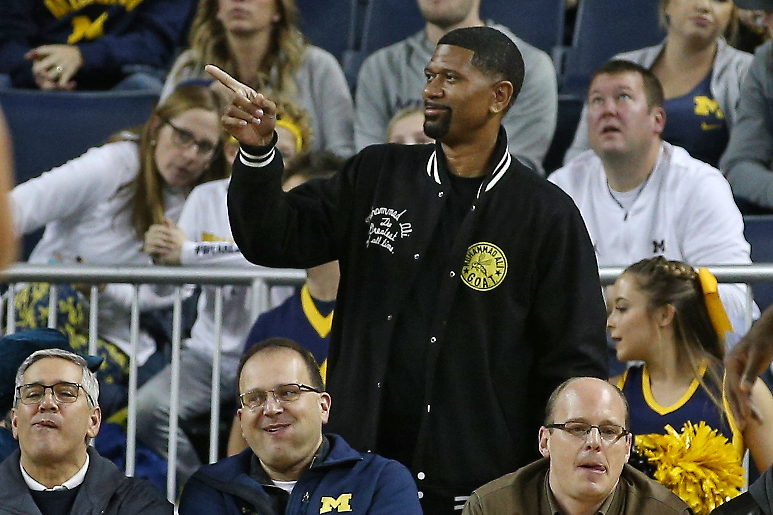 Former Michigan Wolverine Jalen Rose interested in Pistons ownership role in the future