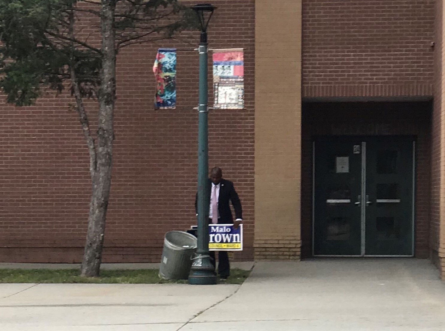 Springfield City Council candidate Jynai McDonald files election complaint, claims opponent Malo Brown campaigned too close to polling place