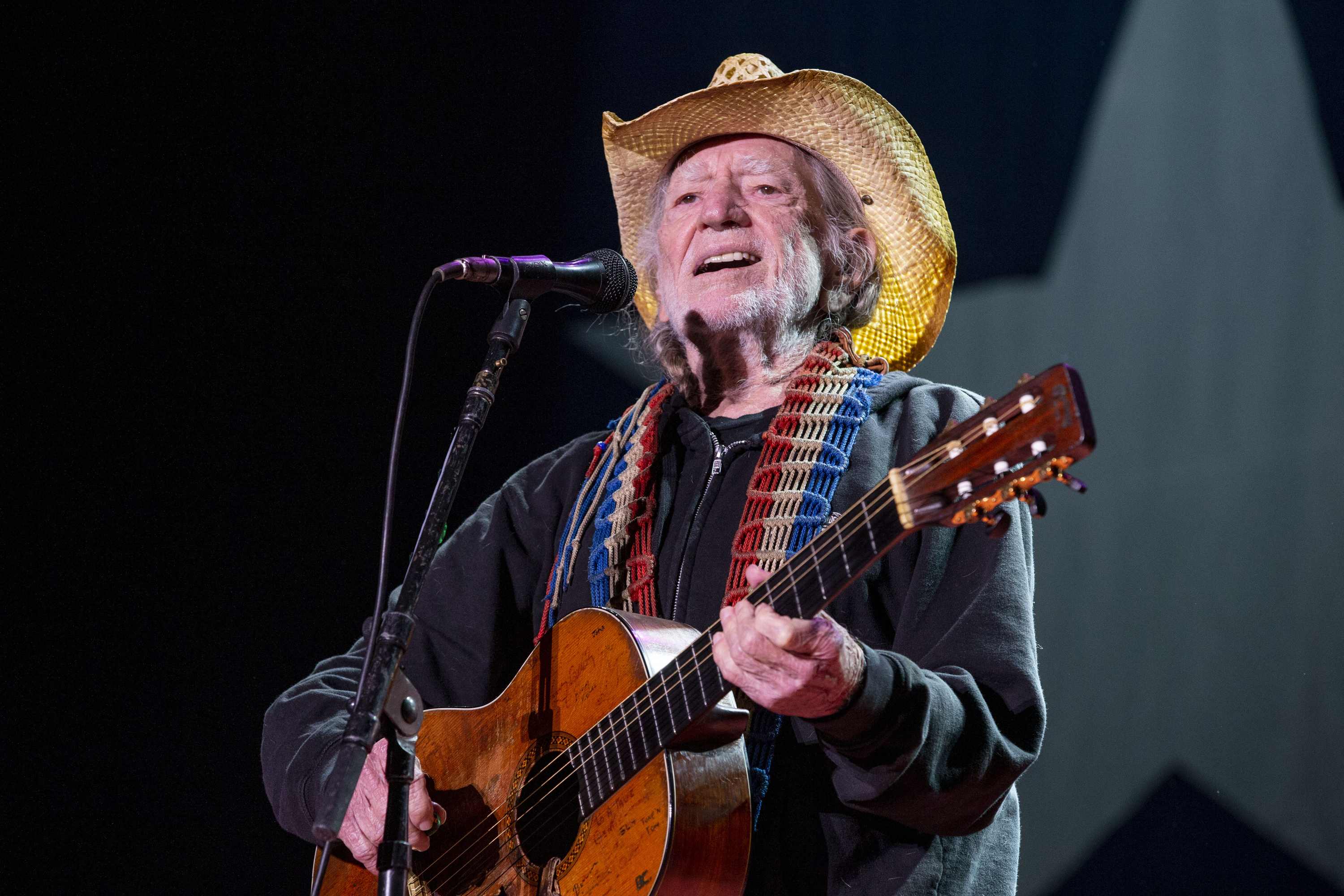 Willie Nelson, seen here at the 2018 Outlaw Music Festival, will perform at the new Fillmore New Orleans nightclub on Feb. 27. (Photo by Mark Pynes | mpynes@pennlive.com)