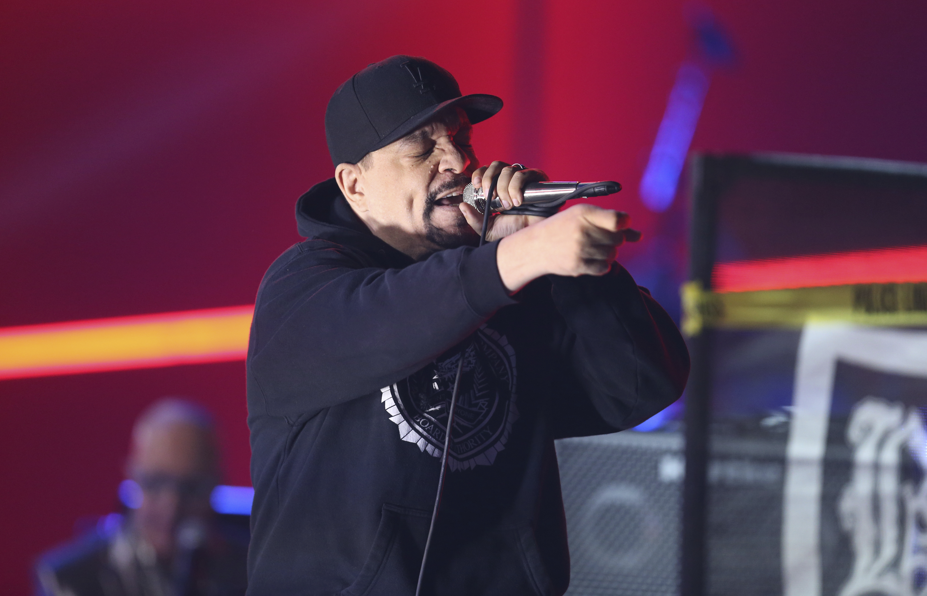 'Mature audiences only': Ice-T to talk race relations at CNY event