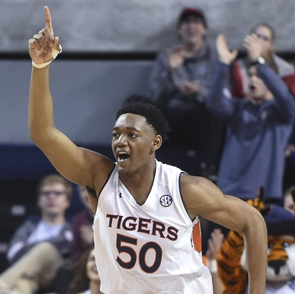Austin Wiley will be able to compete for Auburn again this season. The Tigers were ranked No. 11 in the preseason AP Poll.