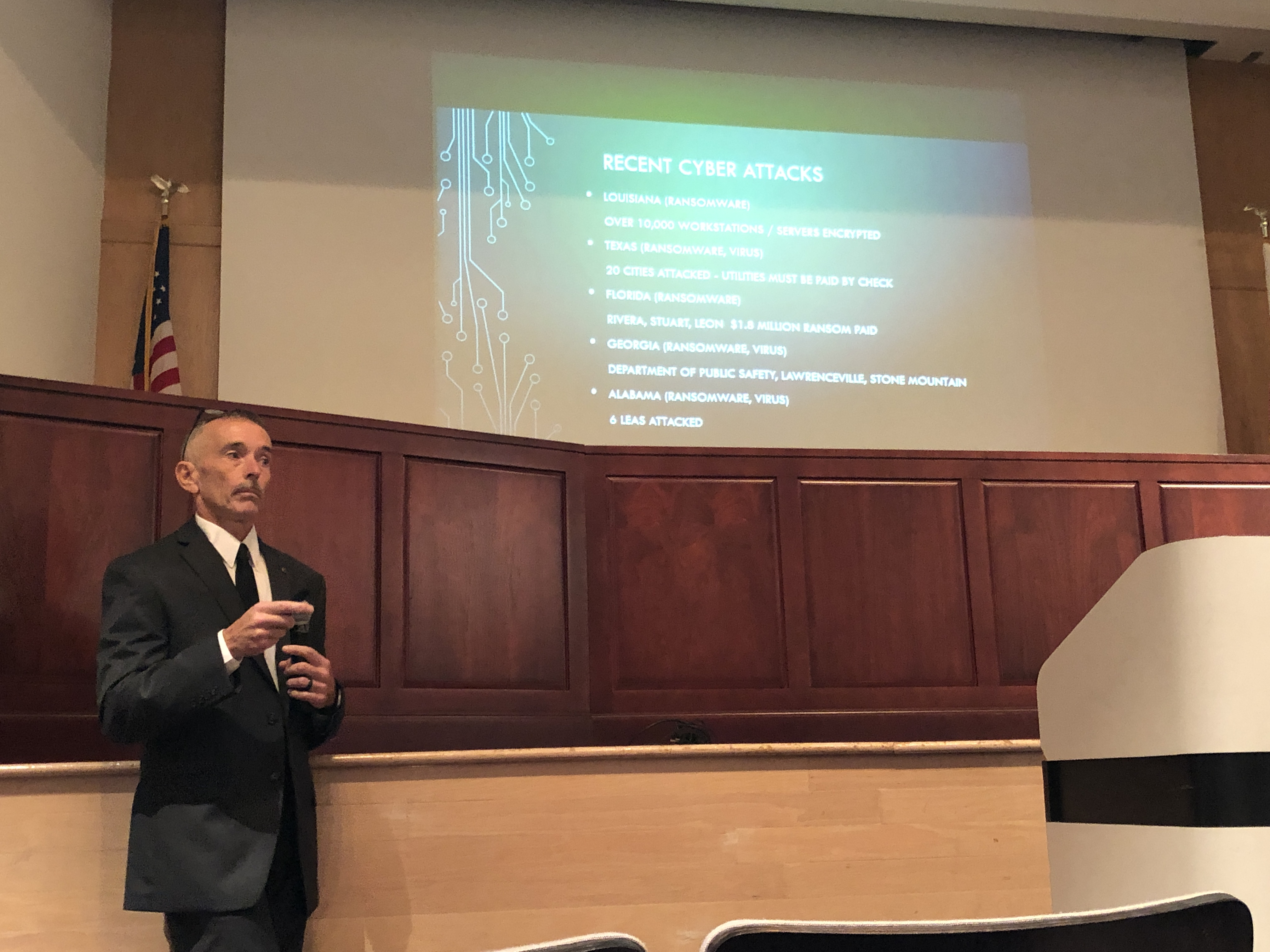 Alabama superintendents warned cyberattacks on the rise