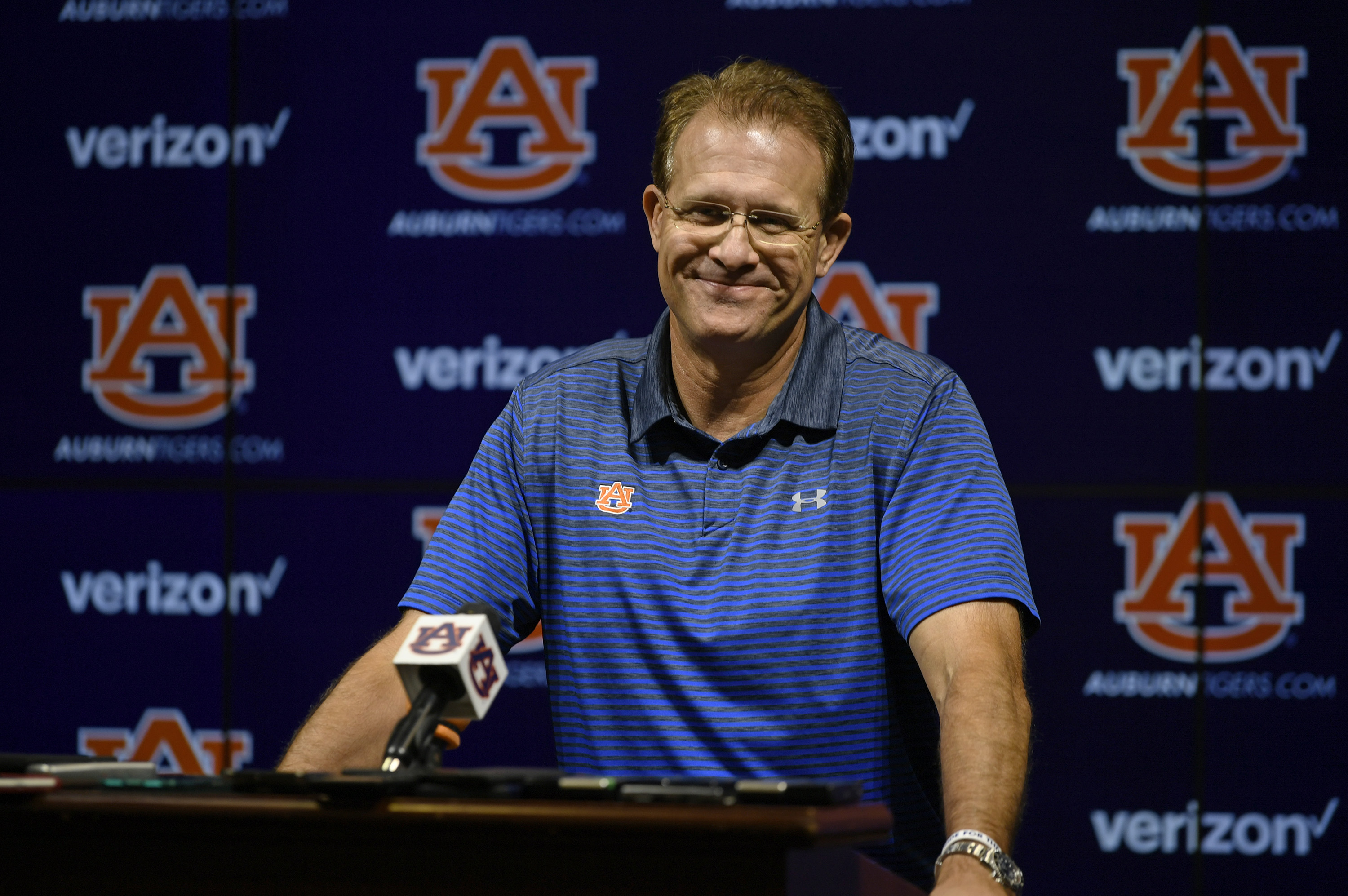 Live Updates: Gus Malzahn previews Auburn's SEC opener against Texas A&M