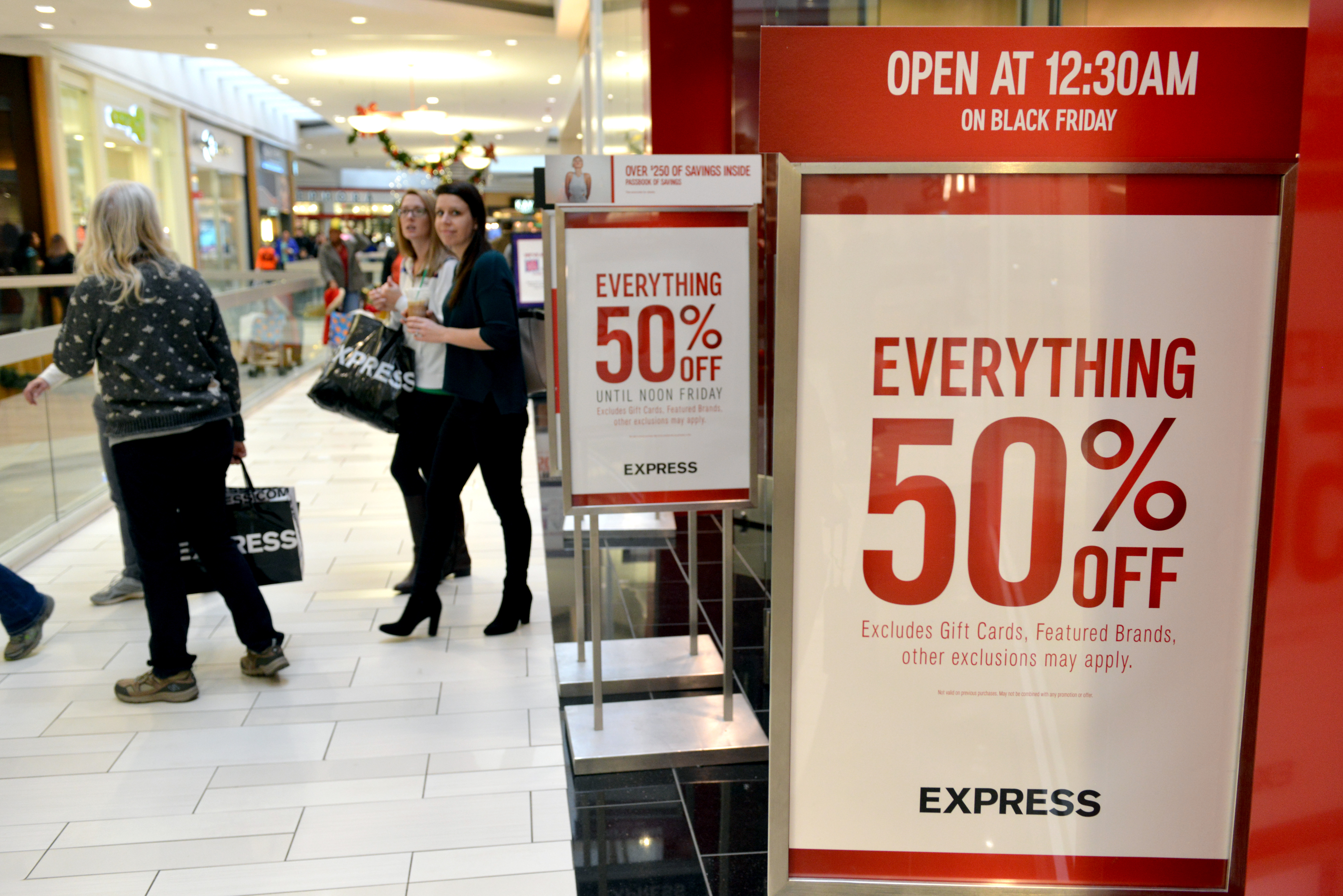 Thanksgiving, Black Friday 2019: What's open, what's closed