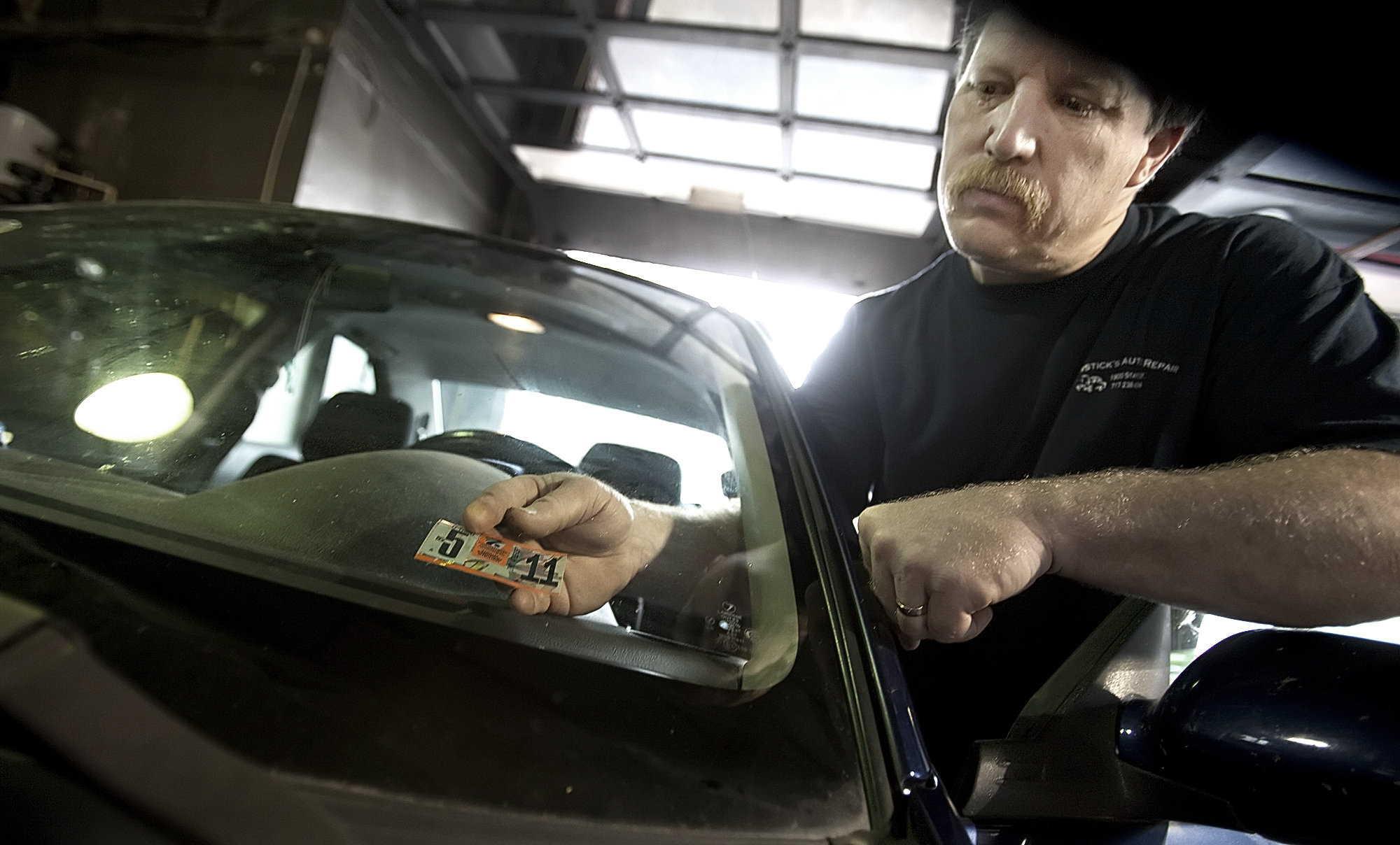 Annual auto emissions inspections could become a thing of the past in Pennsylvania