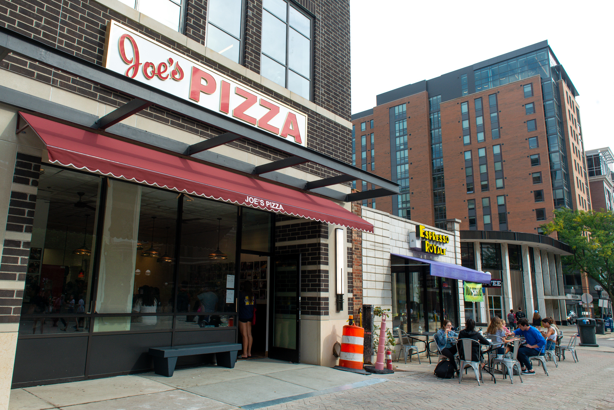 Joe's Pizza opens first non-New York location in Ann Arbor