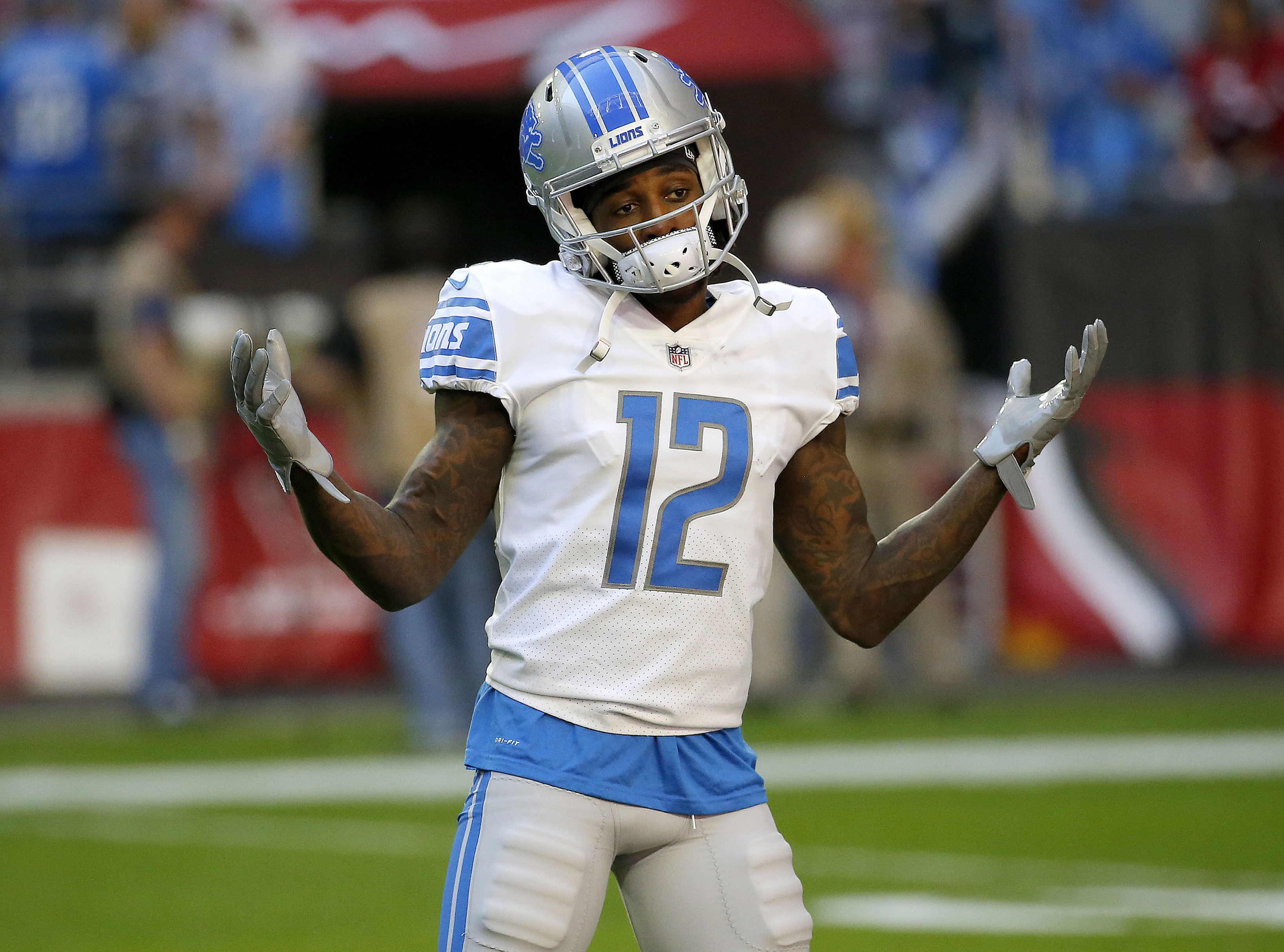 New England Patriots signing WR Bruce Ellington to 1-year free ...