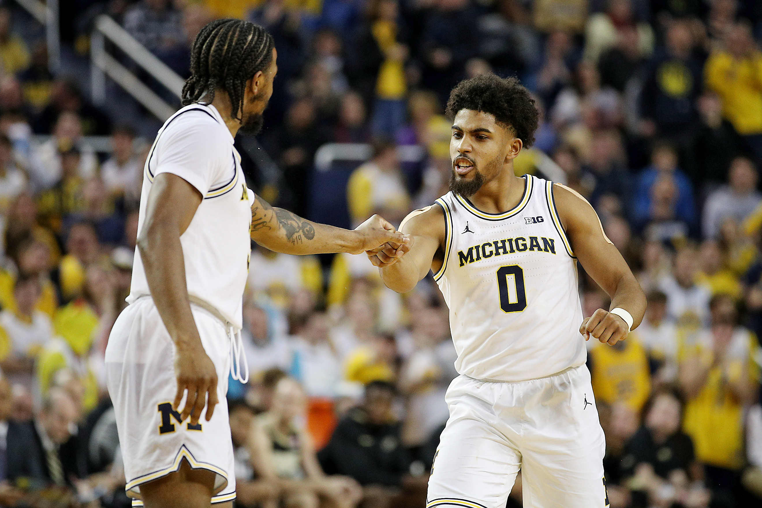 Michigan Basketball Enters Pivotal Stretch In Schedule