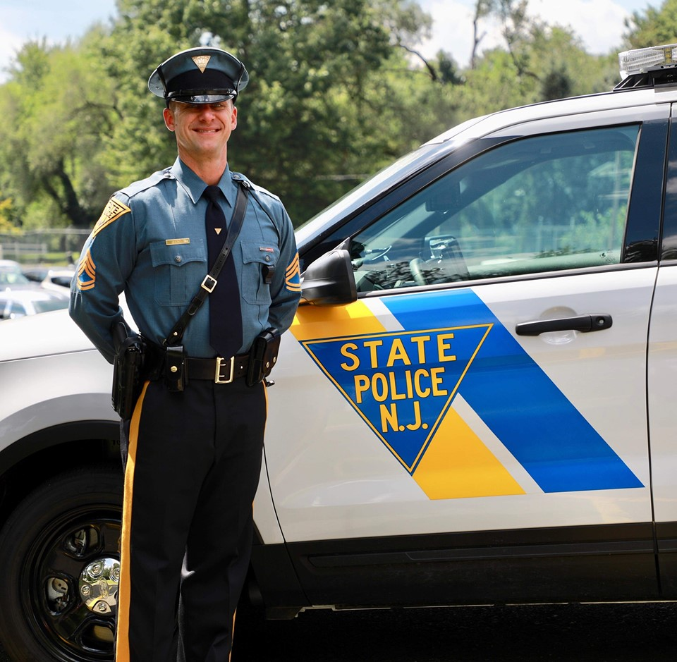 Vacationing trooper saves swimmer from drowning at Jersey Shore